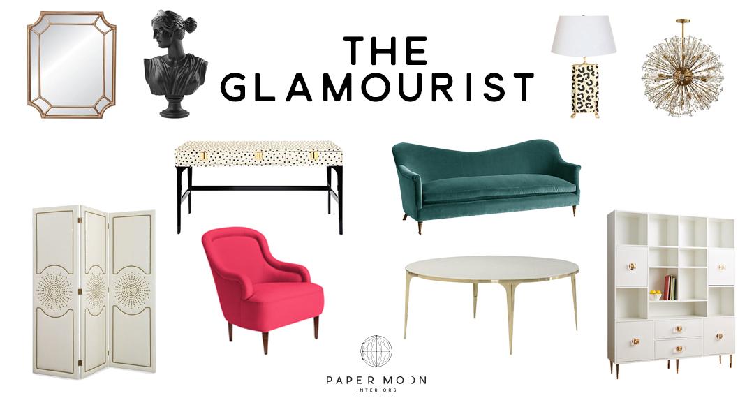 Glamorous Interior Design Styles