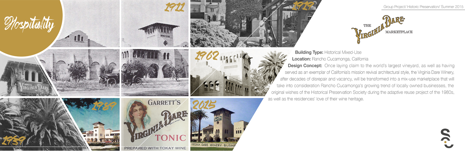Virginia Dare Historic Winery