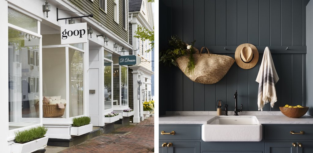 ALDER New York at the latest GOOP MRKT in Nantucket  Photos by Adrian Gaut