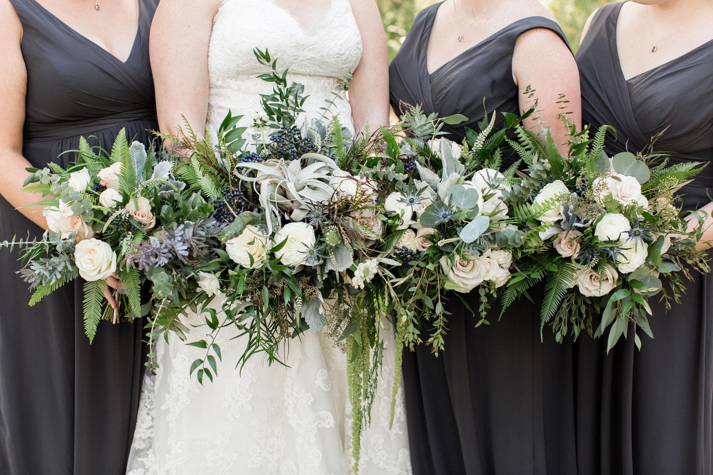 Bouquets | Image by True Grace Creative