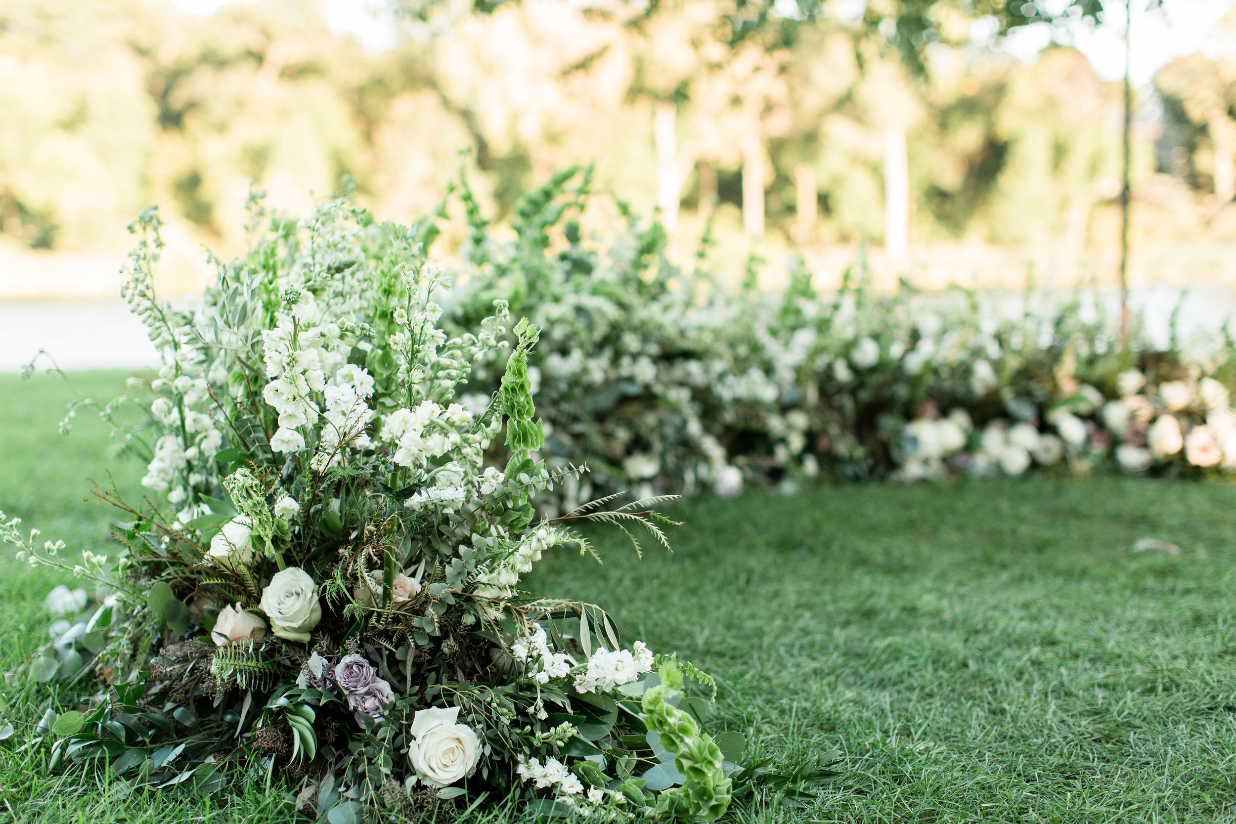 Our most recent Ceremony Circle | Image by True Grace Creative
