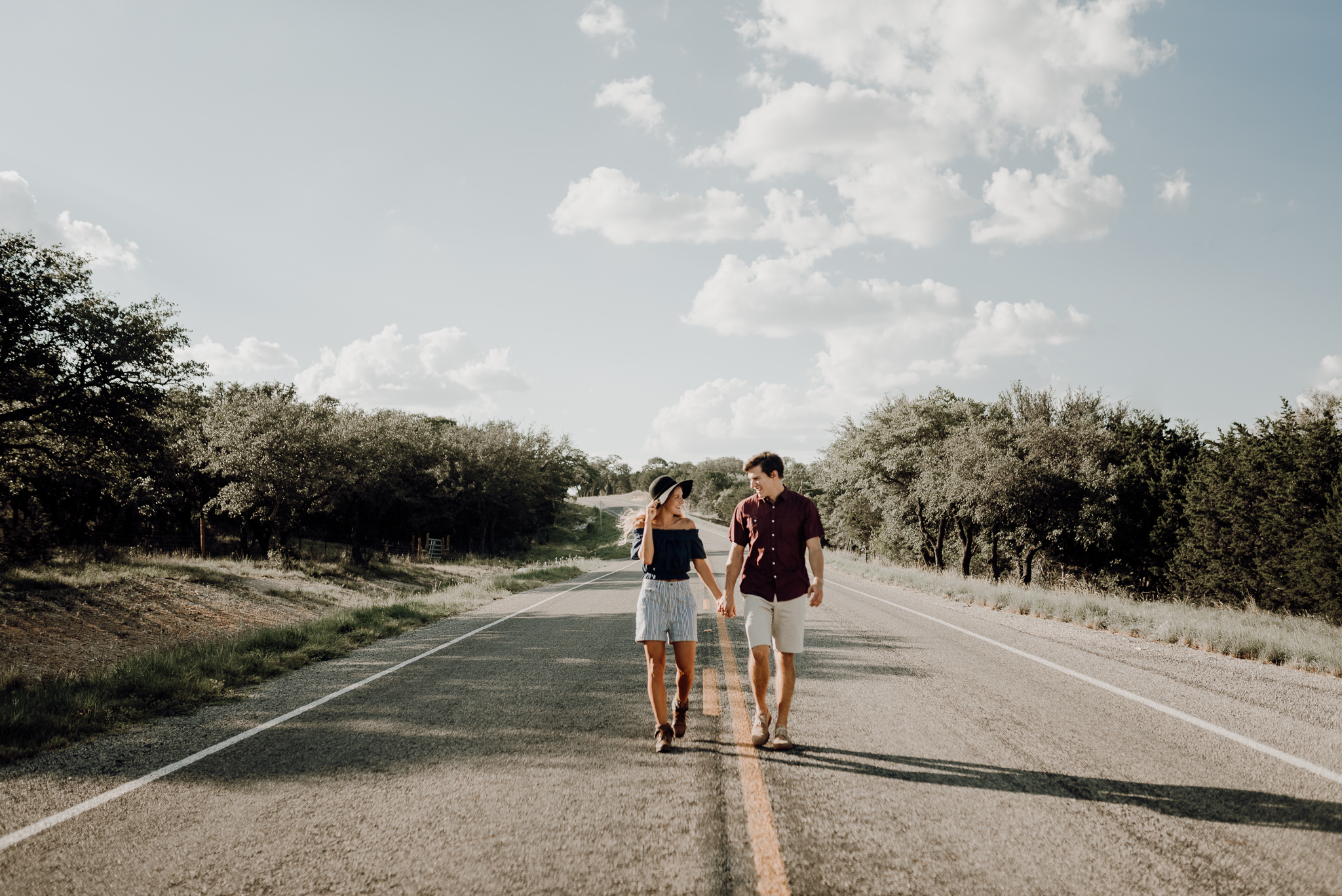 Michelle + Aron | Pederbales Falls Texas Engagement| Kristen Giles Photography - 008.jpg