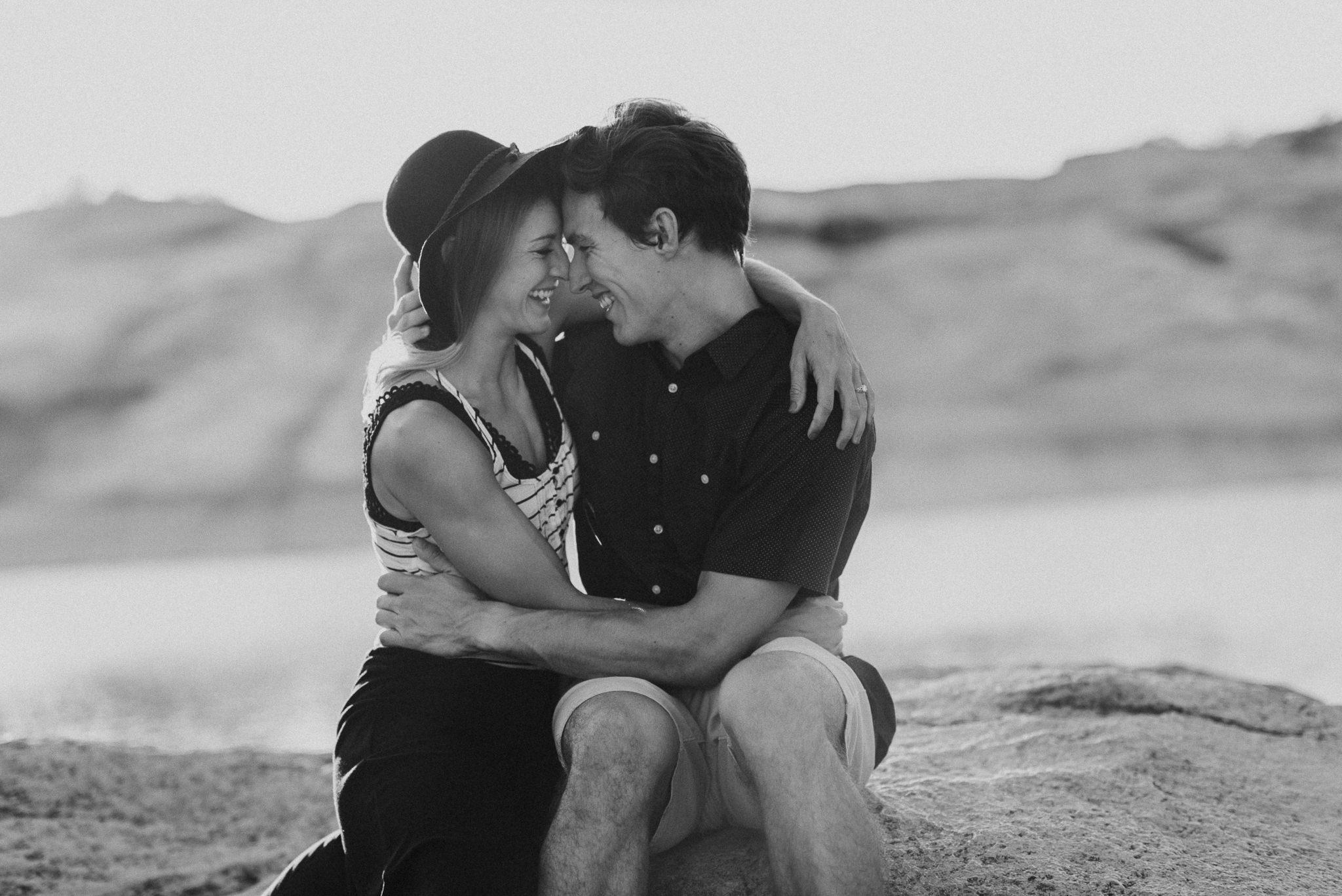 Michelle + Aron   Pederbales Falls Texas Engagement  Kristen Giles Photography - 049.jpg