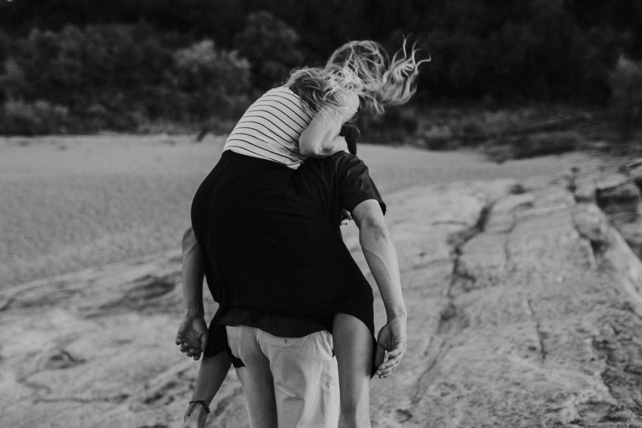 Michelle + Aron | Pederbales Falls Texas Engagement| Kristen Giles Photography - 074.jpg
