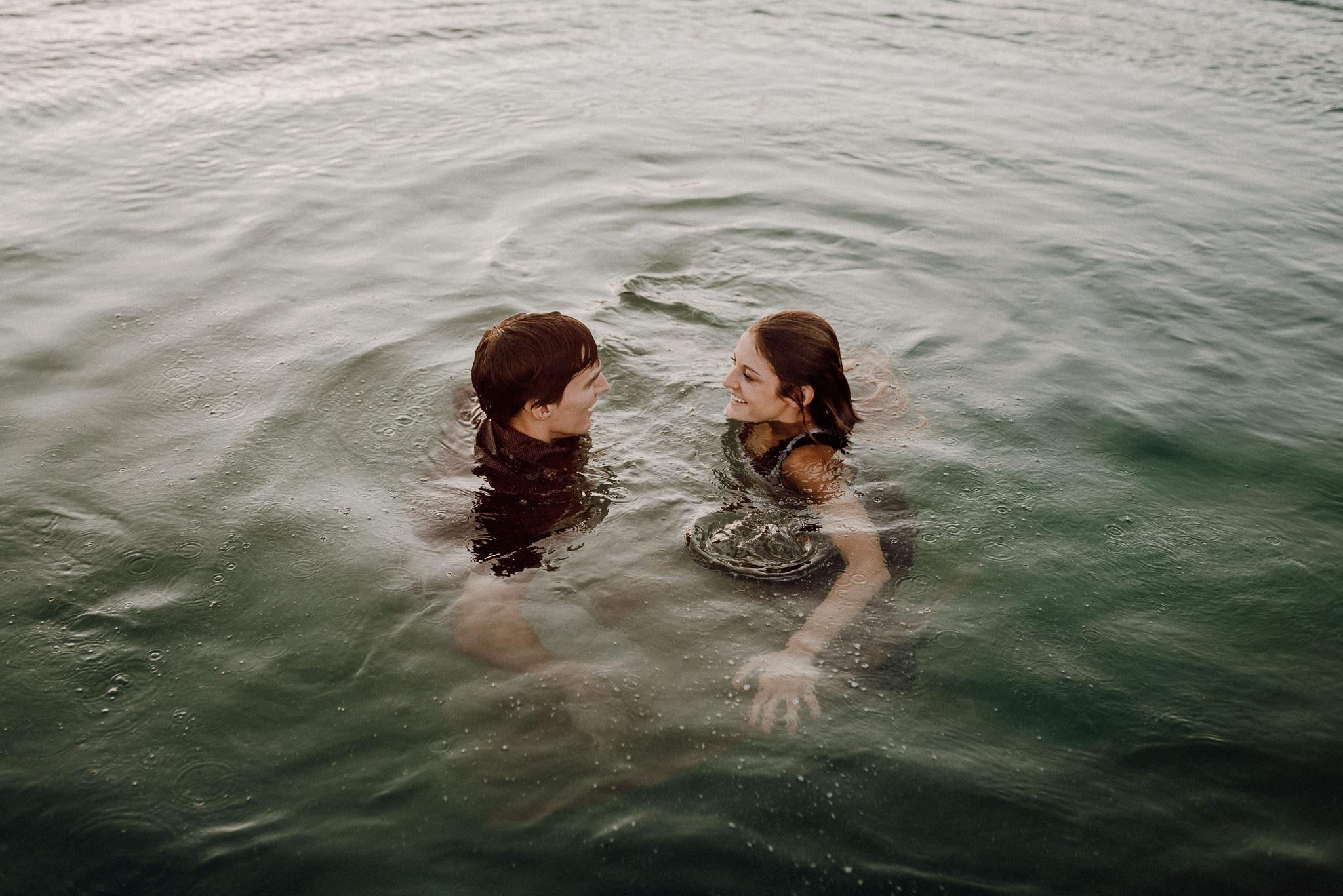 Michelle + Aron | Pederbales Falls Texas Engagement| Kristen Giles Photography - 091.jpg