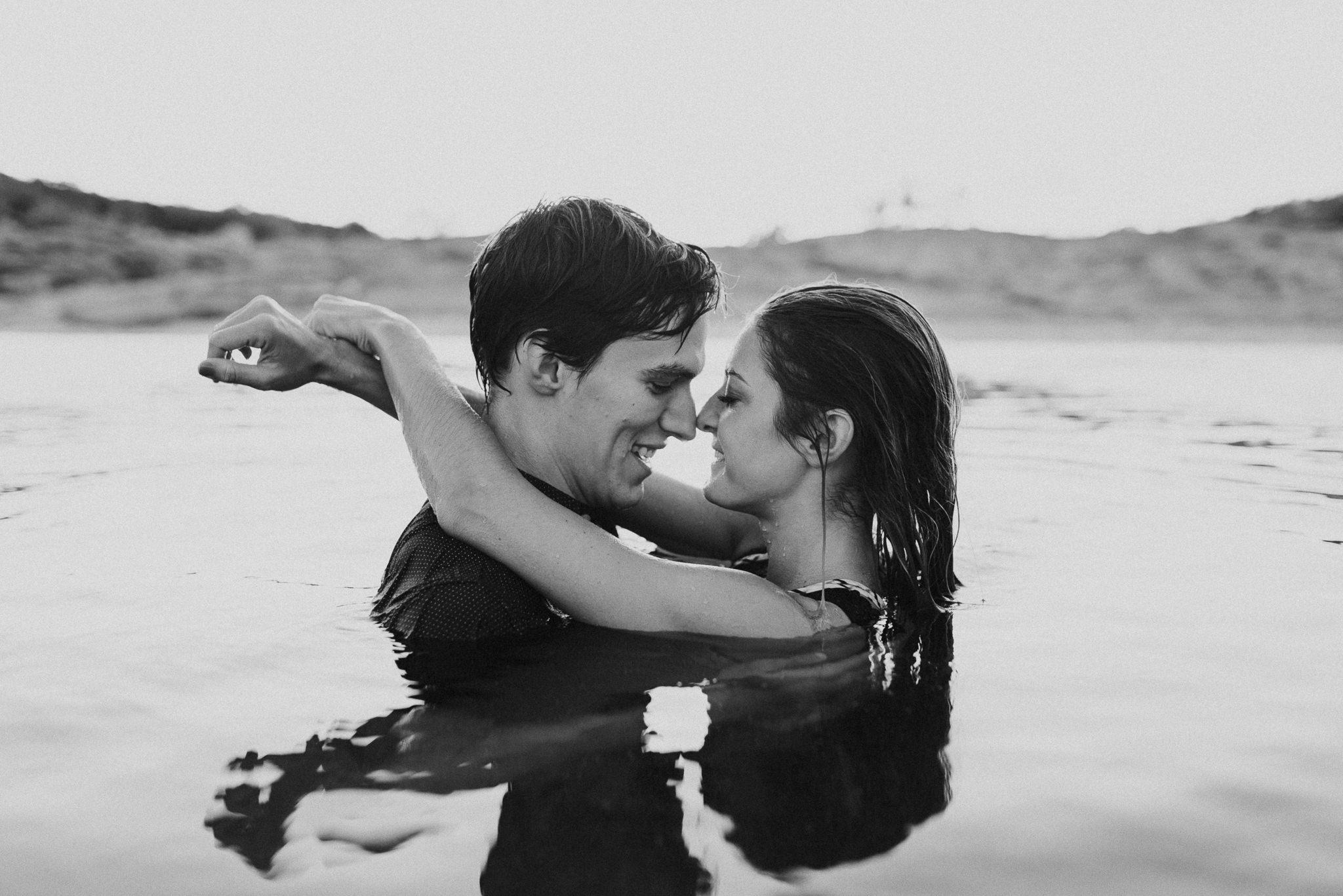 Michelle + Aron | Pederbales Falls Texas Engagement| Kristen Giles Photography - 094.jpg