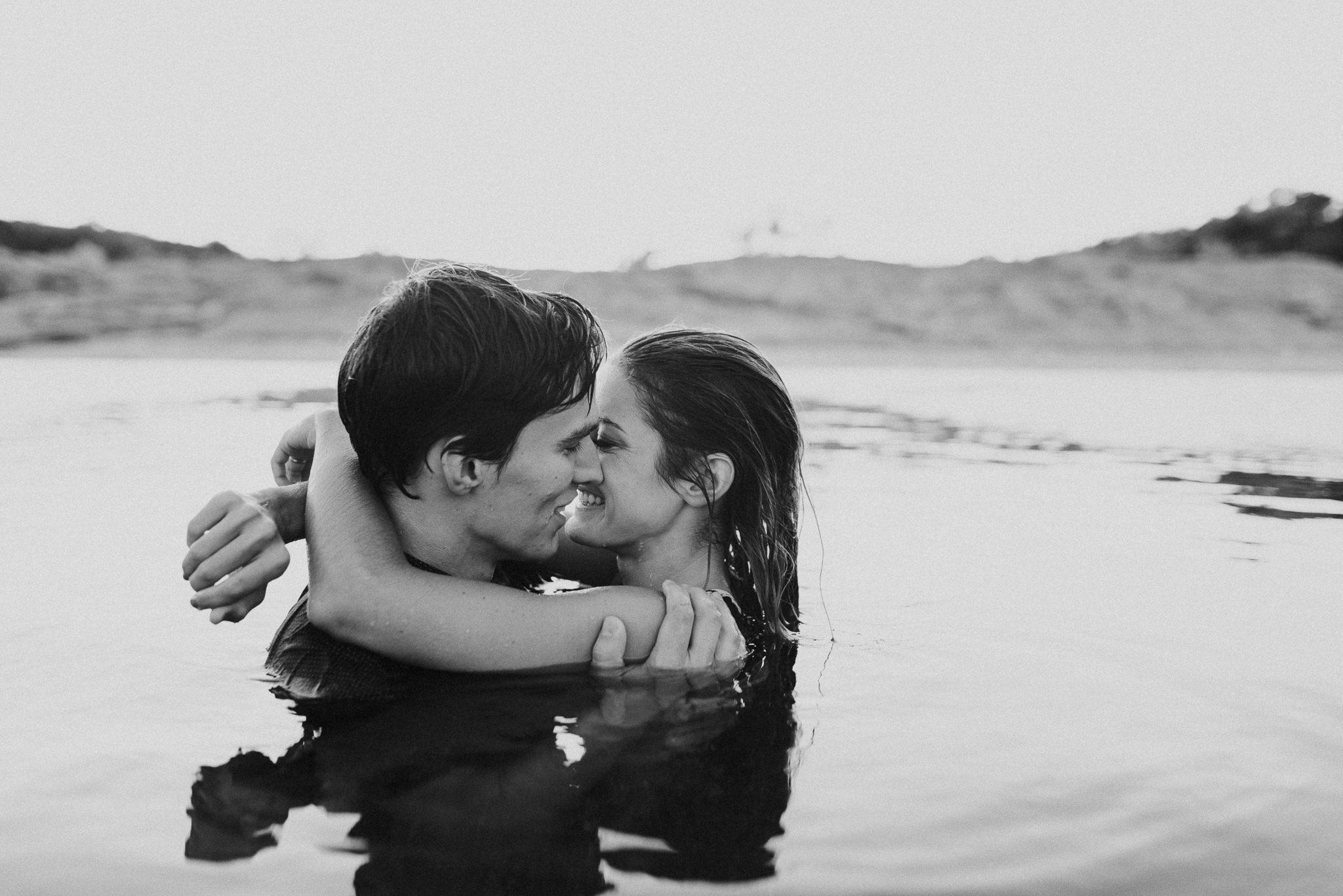 Michelle + Aron   Pederbales Falls Texas Engagement  Kristen Giles Photography - 095.jpg