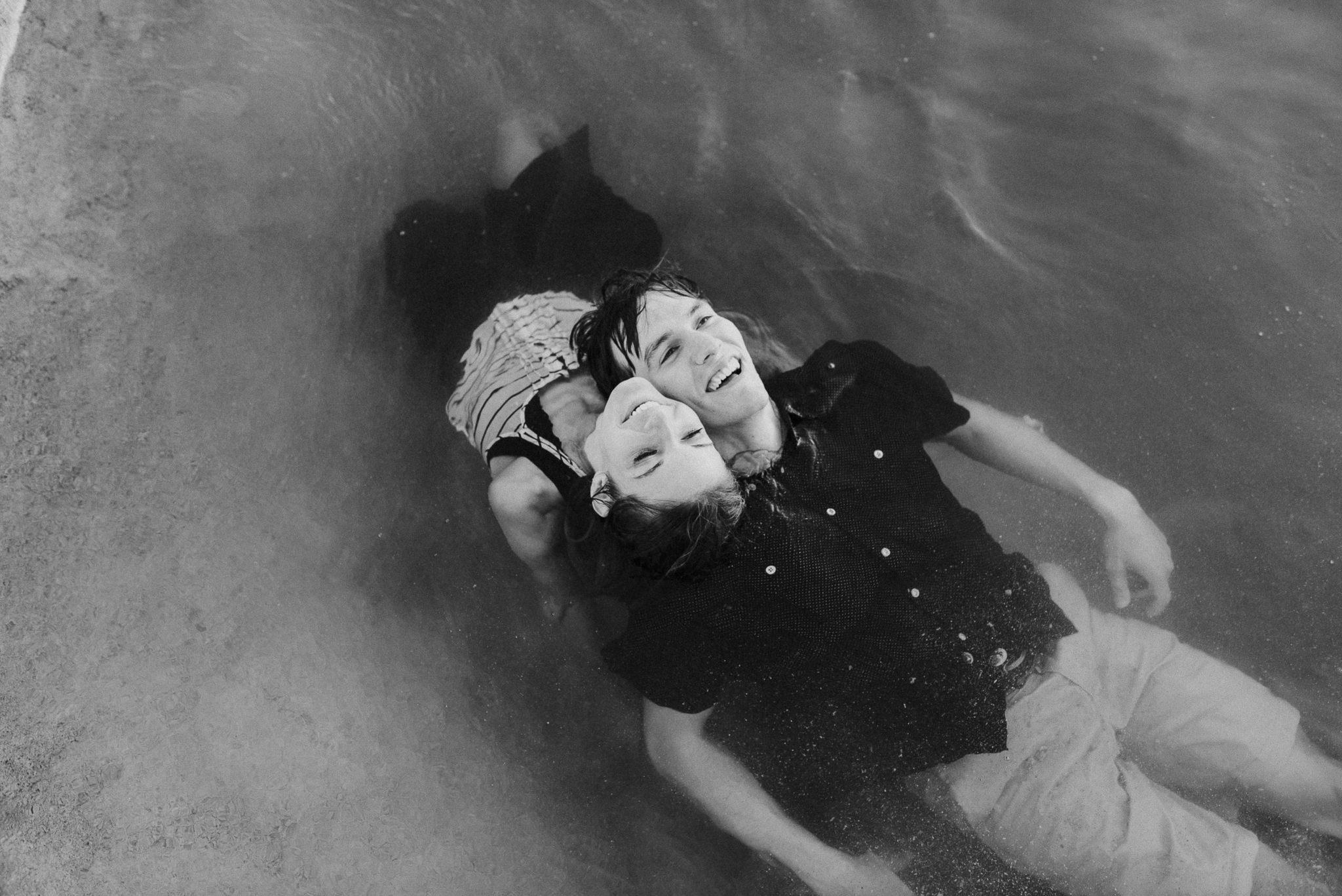 Michelle + Aron   Pederbales Falls Texas Engagement  Kristen Giles Photography - 113.jpg