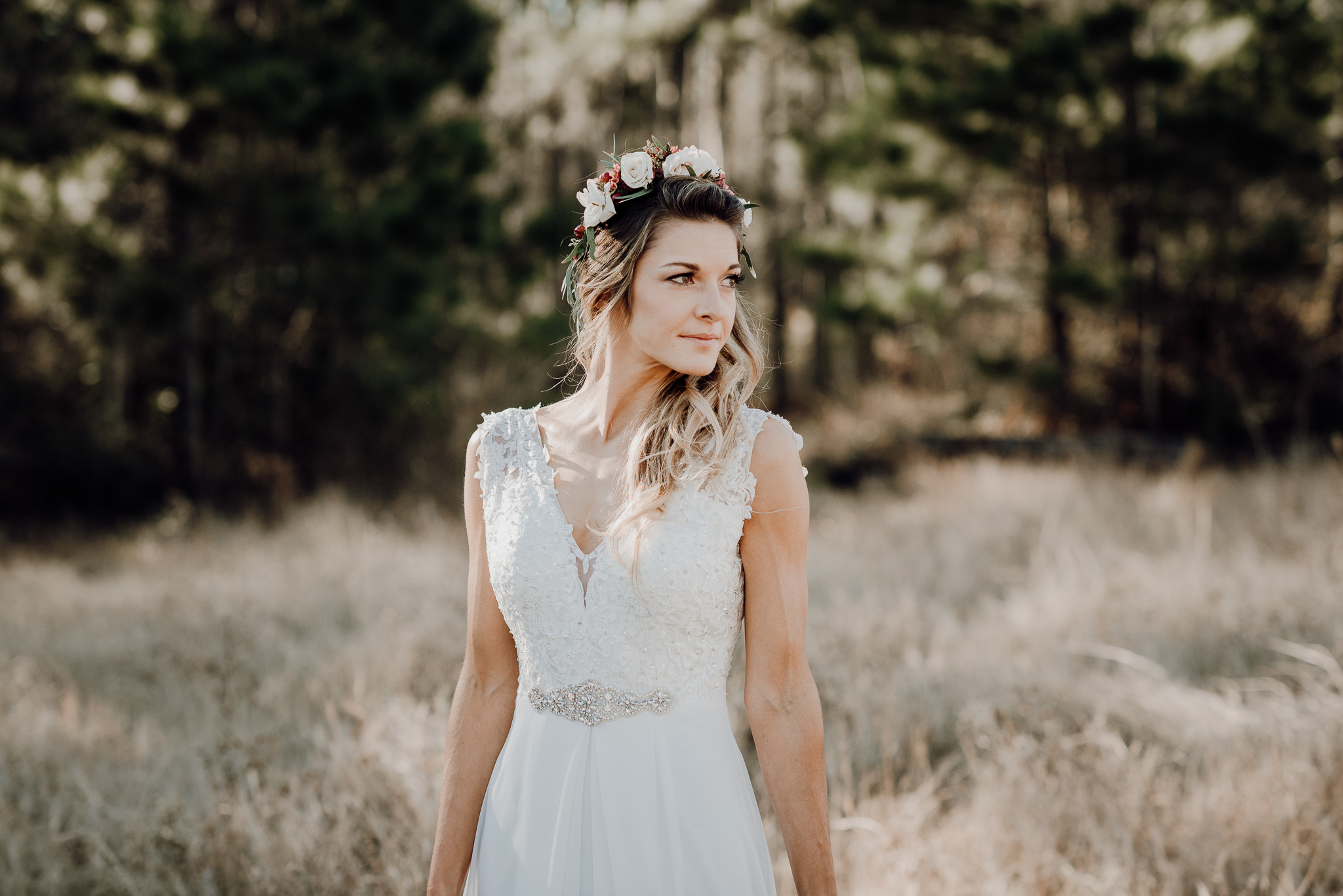 Michelle + Aron-Houston Wedding Photographer-Magnolia Meadows-Winter Wedding | Kristen Giles Photography - 023.jpg