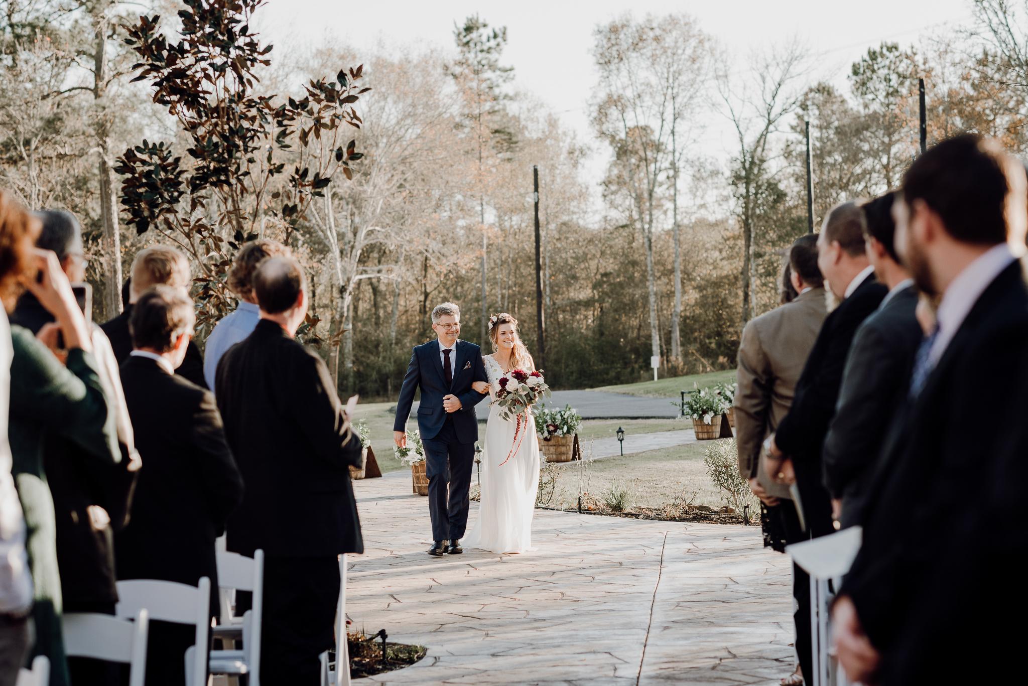 Michelle + Aron-Houston Wedding Photographer-Magnolia Meadows-Winter Wedding | Kristen Giles Photography - 038.jpg