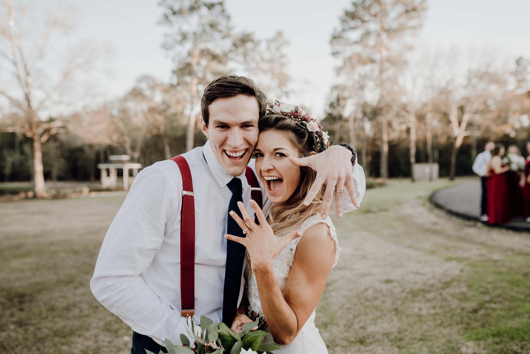 Michelle + Aron-Houston Wedding Photographer-Magnolia Meadows-Winter Wedding | Kristen Giles Photography - 055.jpg