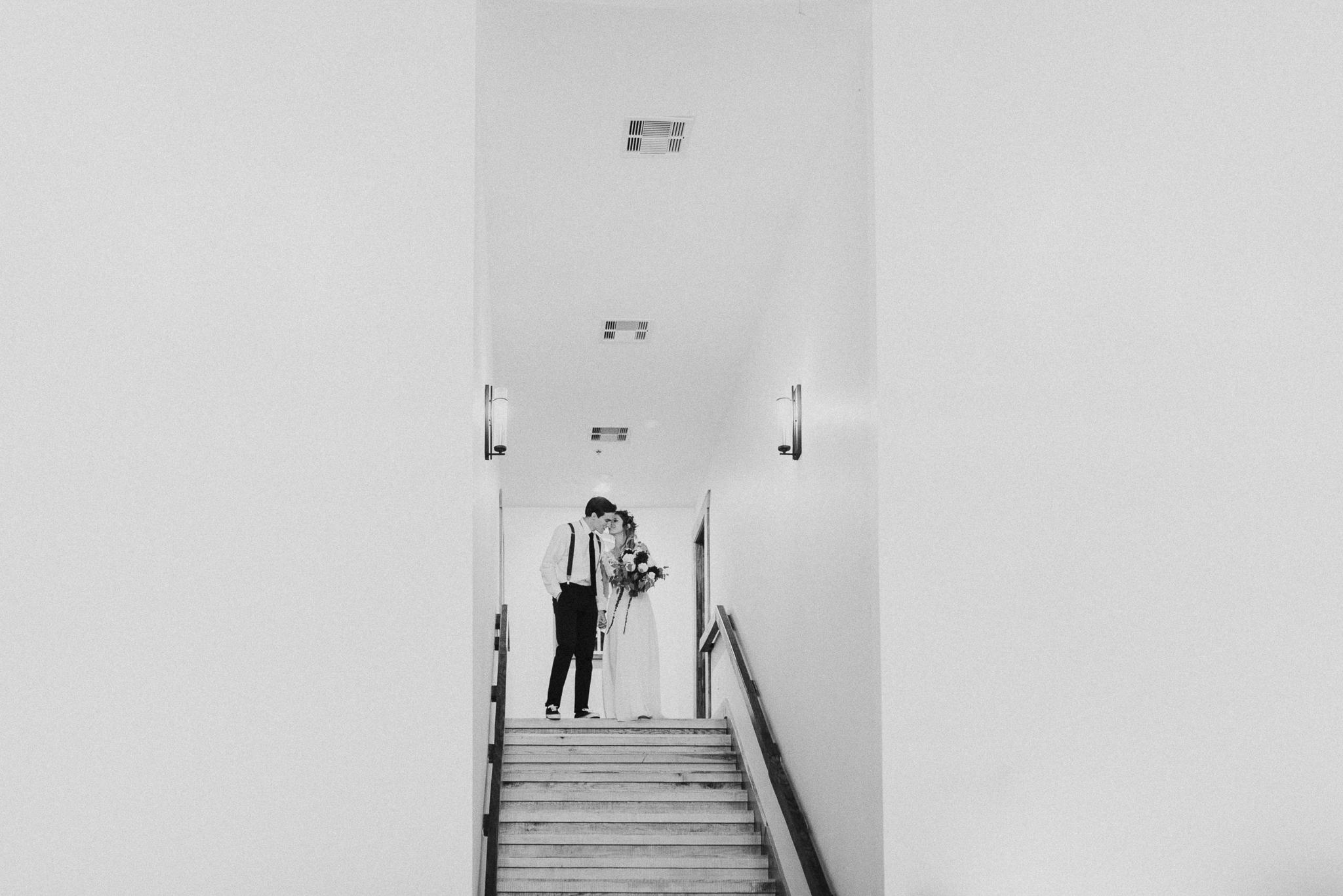 Michelle + Aron-Houston Wedding Photographer-Magnolia Meadows-Winter Wedding | Kristen Giles Photography - 081.jpg