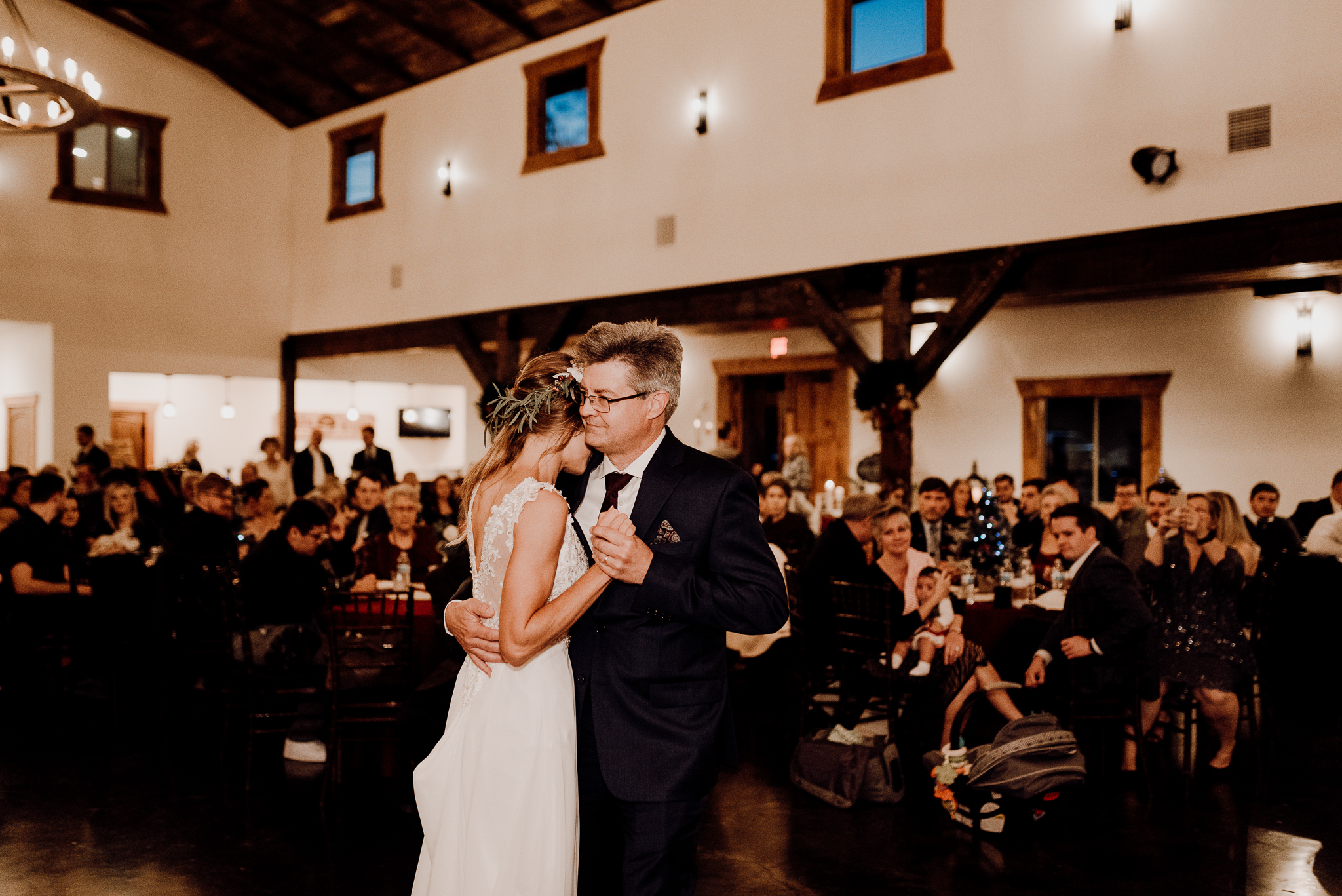 Michelle + Aron-Houston Wedding Photographer-Magnolia Meadows-Winter Wedding | Kristen Giles Photography - 085.jpg