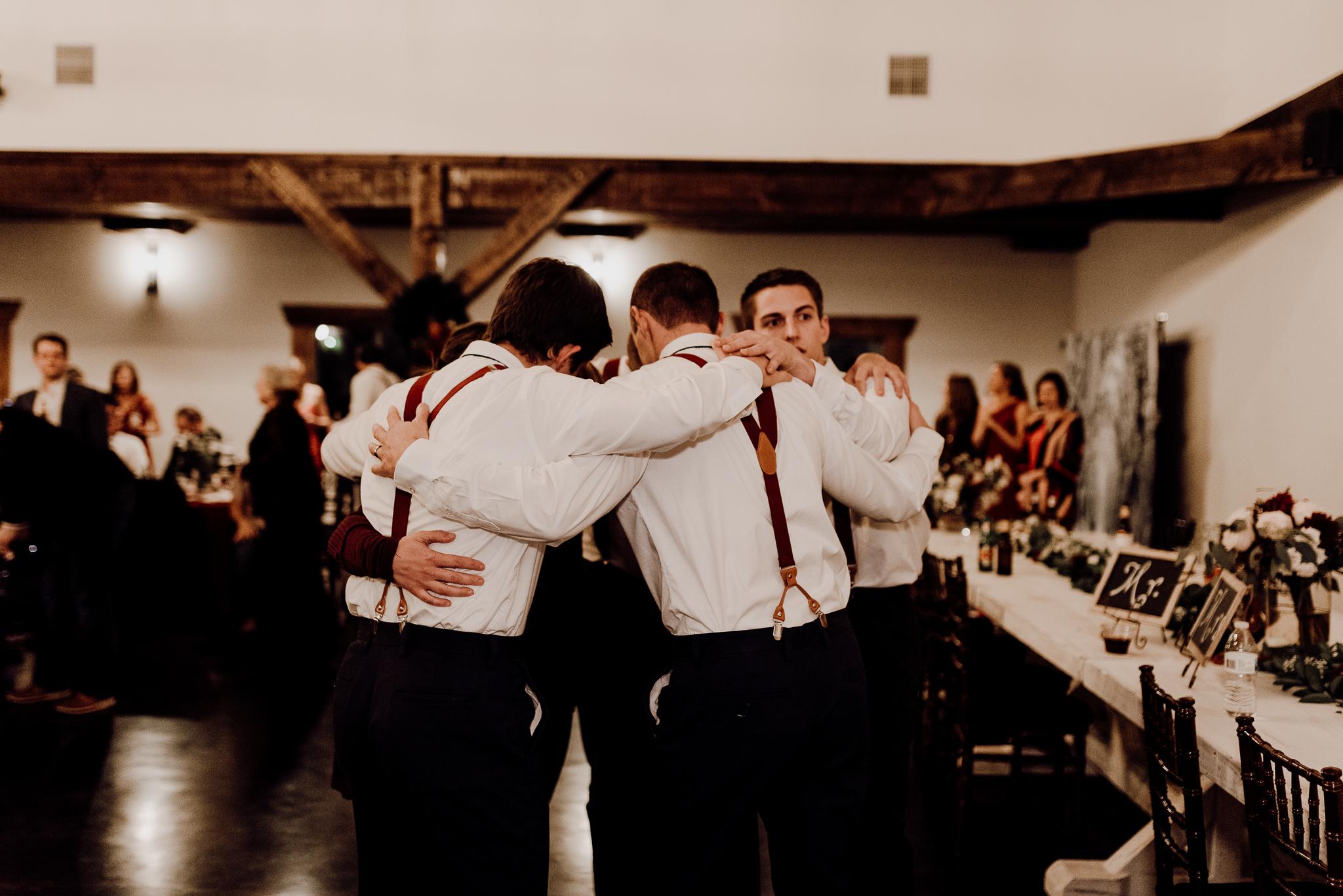 Michelle + Aron-Houston Wedding Photographer-Magnolia Meadows-Winter Wedding | Kristen Giles Photography - 093.jpg