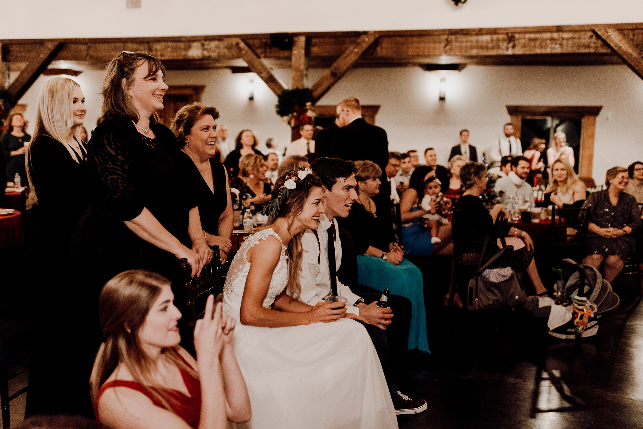 Michelle + Aron-Houston Wedding Photographer-Magnolia Meadows-Winter Wedding | Kristen Giles Photography - 095.jpg