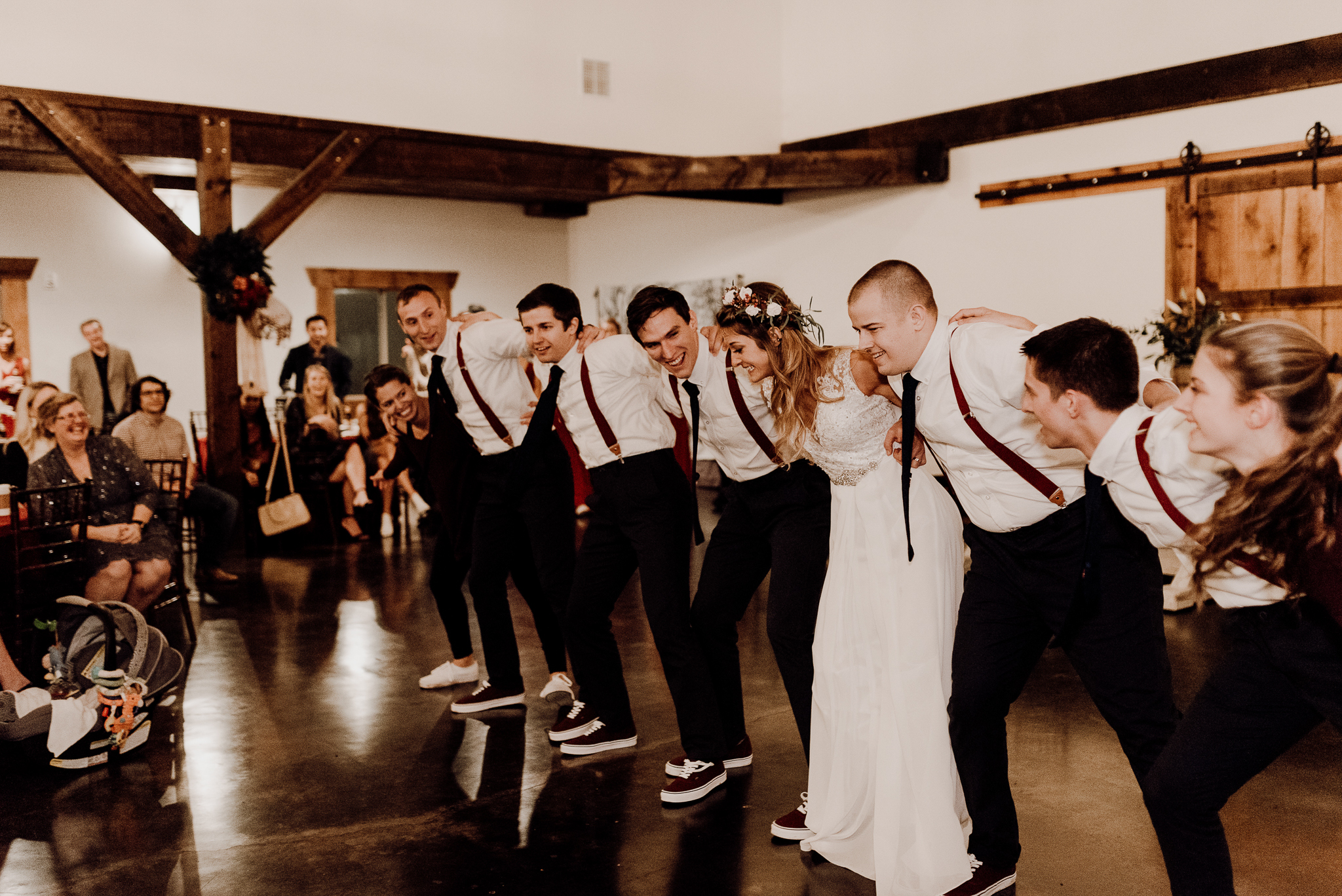 Michelle + Aron-Houston Wedding Photographer-Magnolia Meadows-Winter Wedding | Kristen Giles Photography - 101.jpg