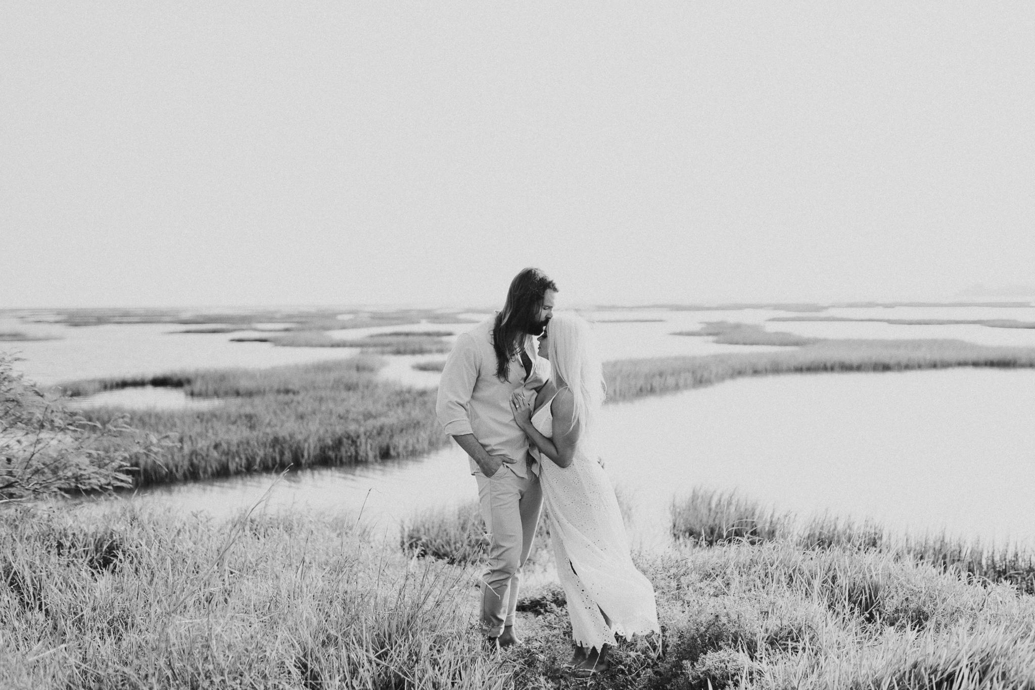Ashley + Charles - Galveston Texas Moody Engagement Session | Kristen Giles Photography - 004.jpg
