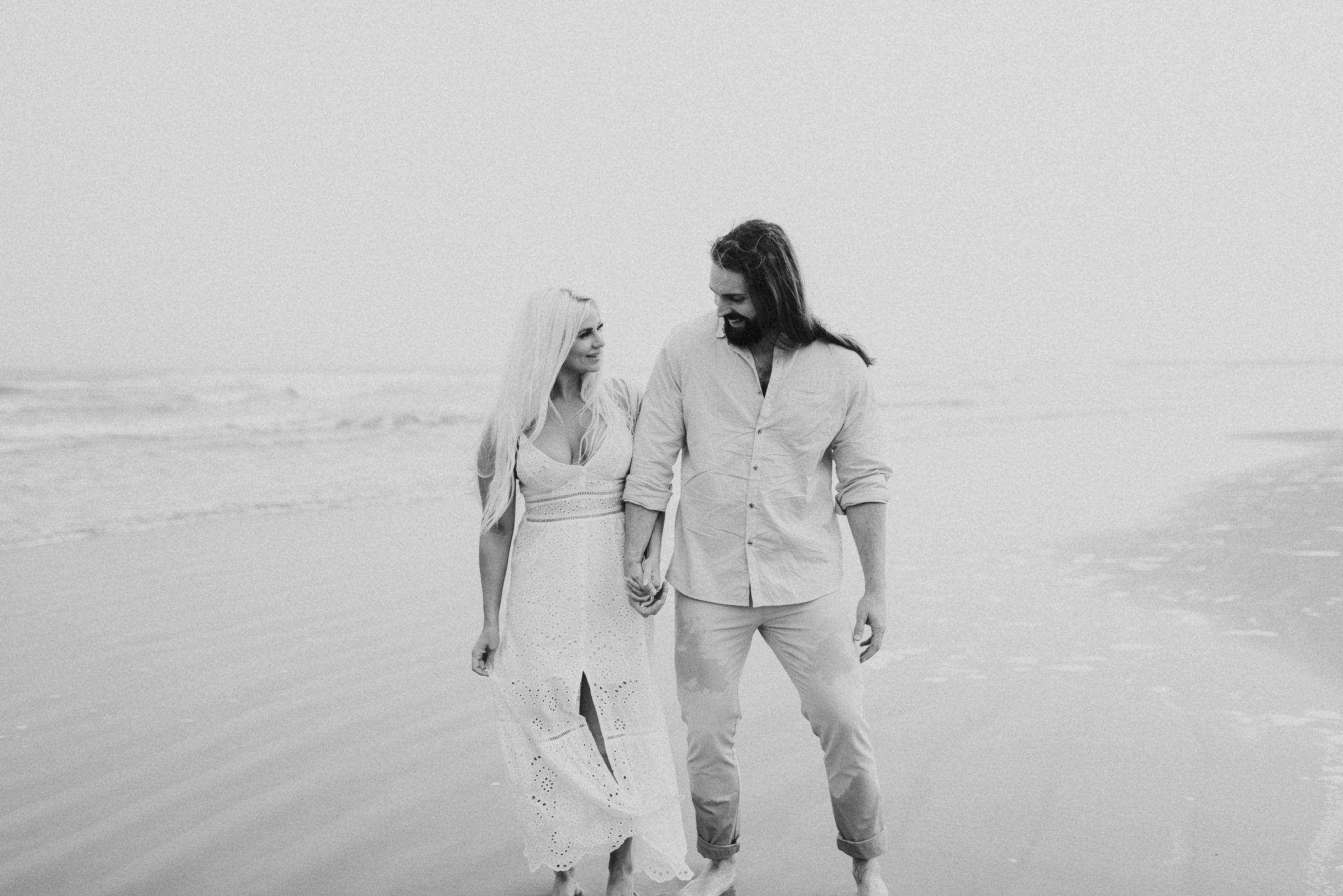 Ashley + Charles - Galveston Texas Moody Engagement Session | Kristen Giles Photography - 027.jpg