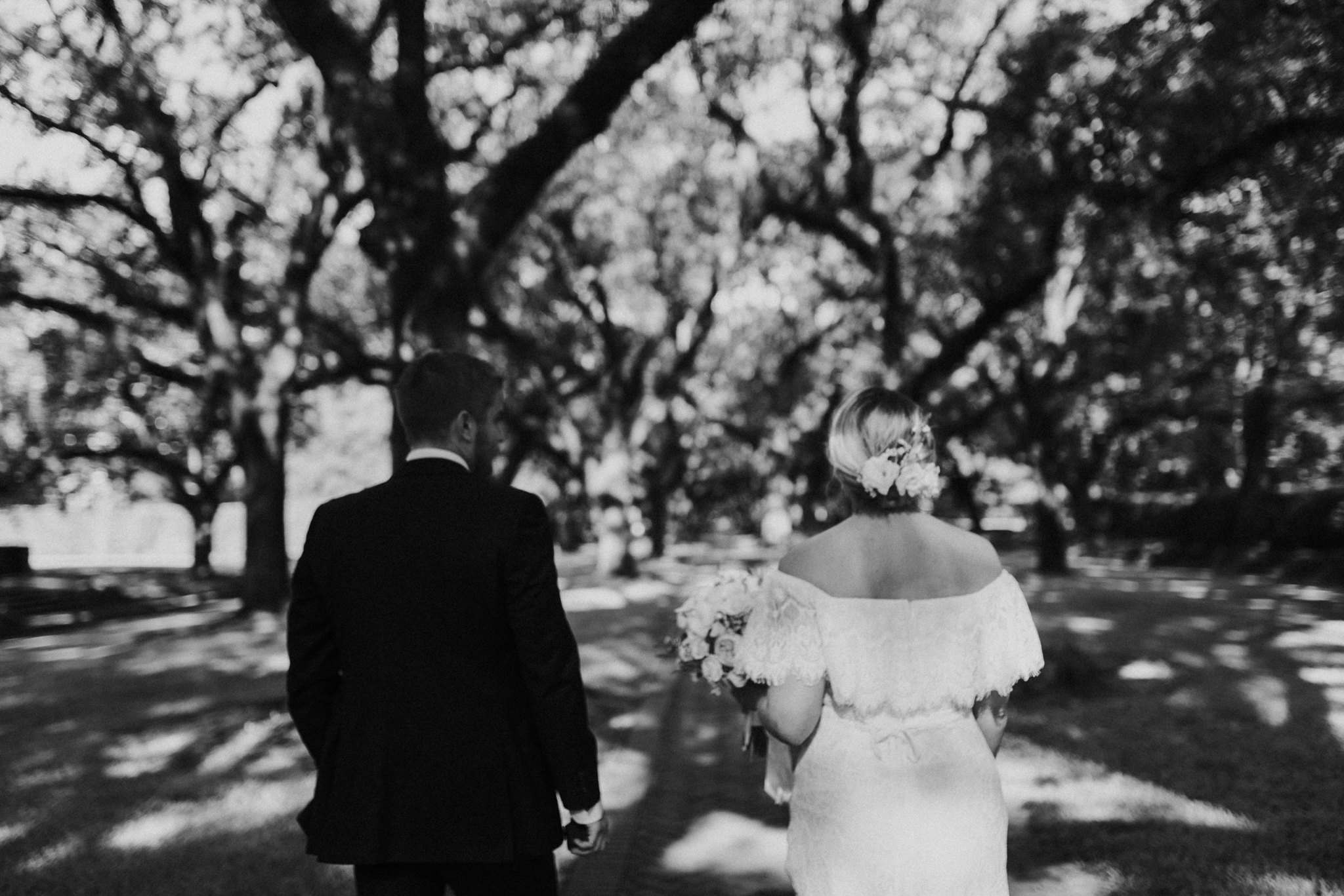 Houston Wedding Photographer-North Blvd Intimate Elopement- Houston Wedding Photographer -Kristen Giles Photography-1.jpg