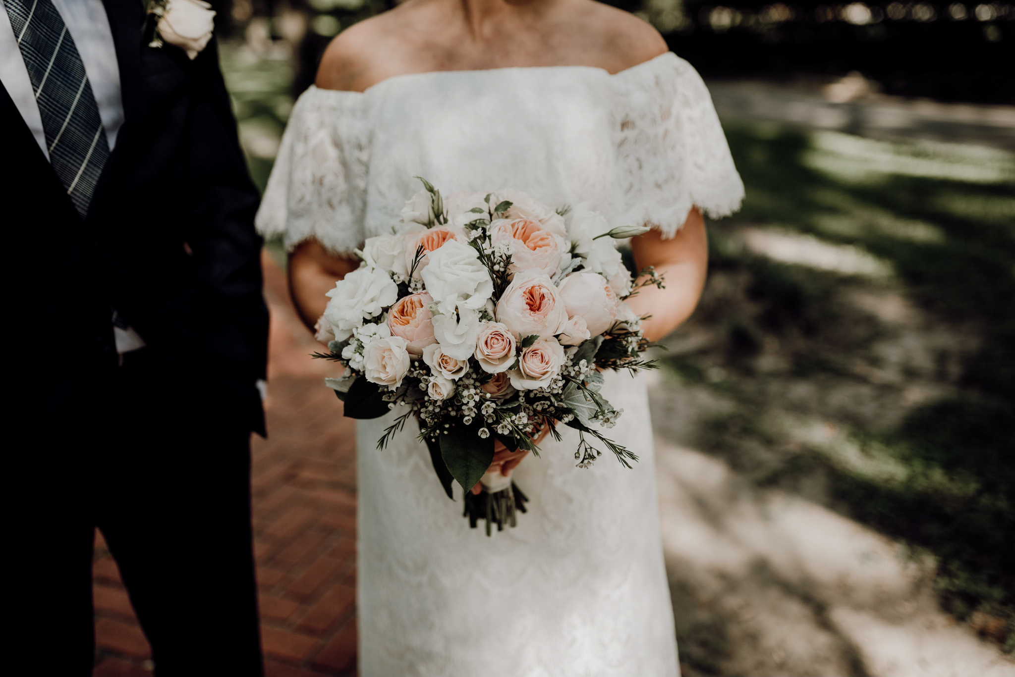 Houston Wedding Photographer-North Blvd Intimate Elopement- Houston Wedding Photographer -Kristen Giles Photography-3.jpg