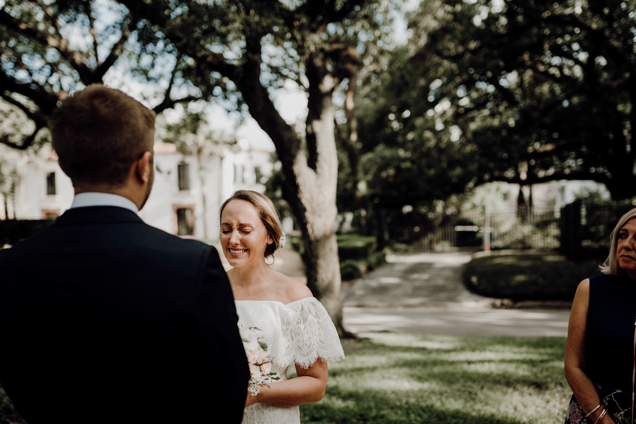 Houston Wedding Photographer-North Blvd Intimate Elopement- Houston Wedding Photographer -Kristen Giles Photography-8.jpg