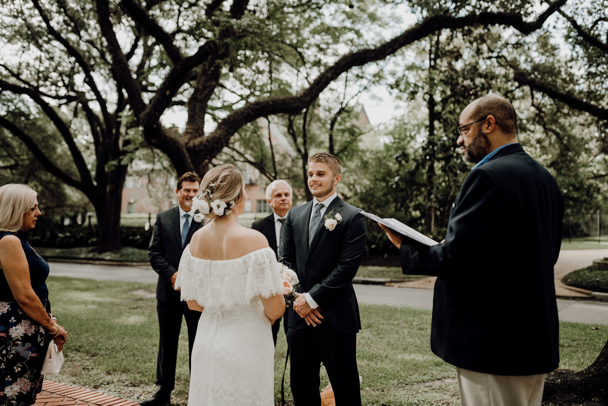 Houston Wedding Photographer-North Blvd Intimate Elopement- Houston Wedding Photographer -Kristen Giles Photography-20.jpg