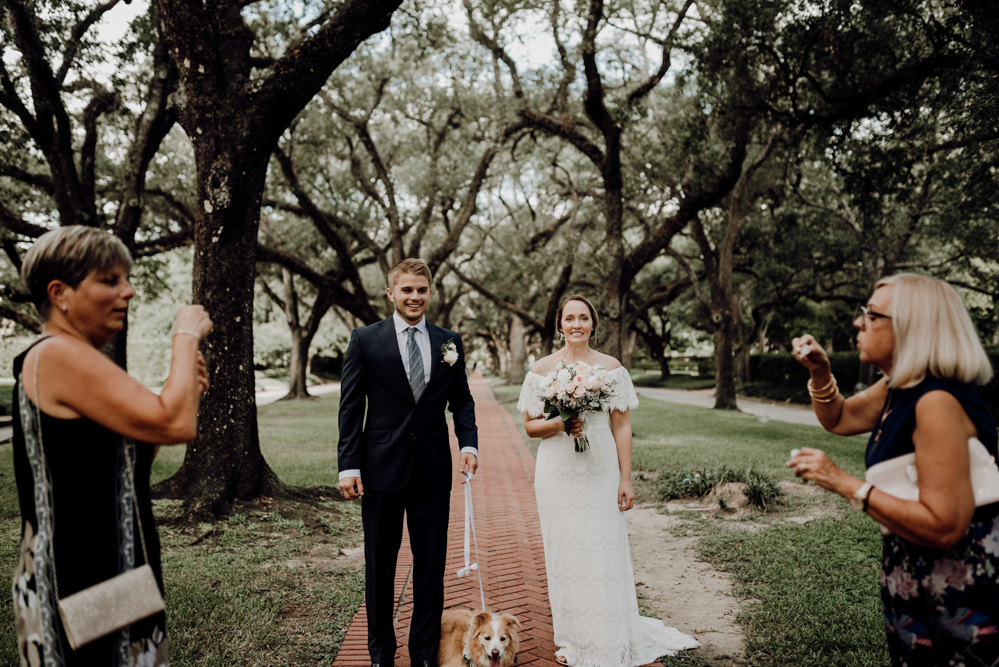 Houston Wedding Photographer-North Blvd Intimate Elopement- Houston Wedding Photographer -Kristen Giles Photography-45.jpg