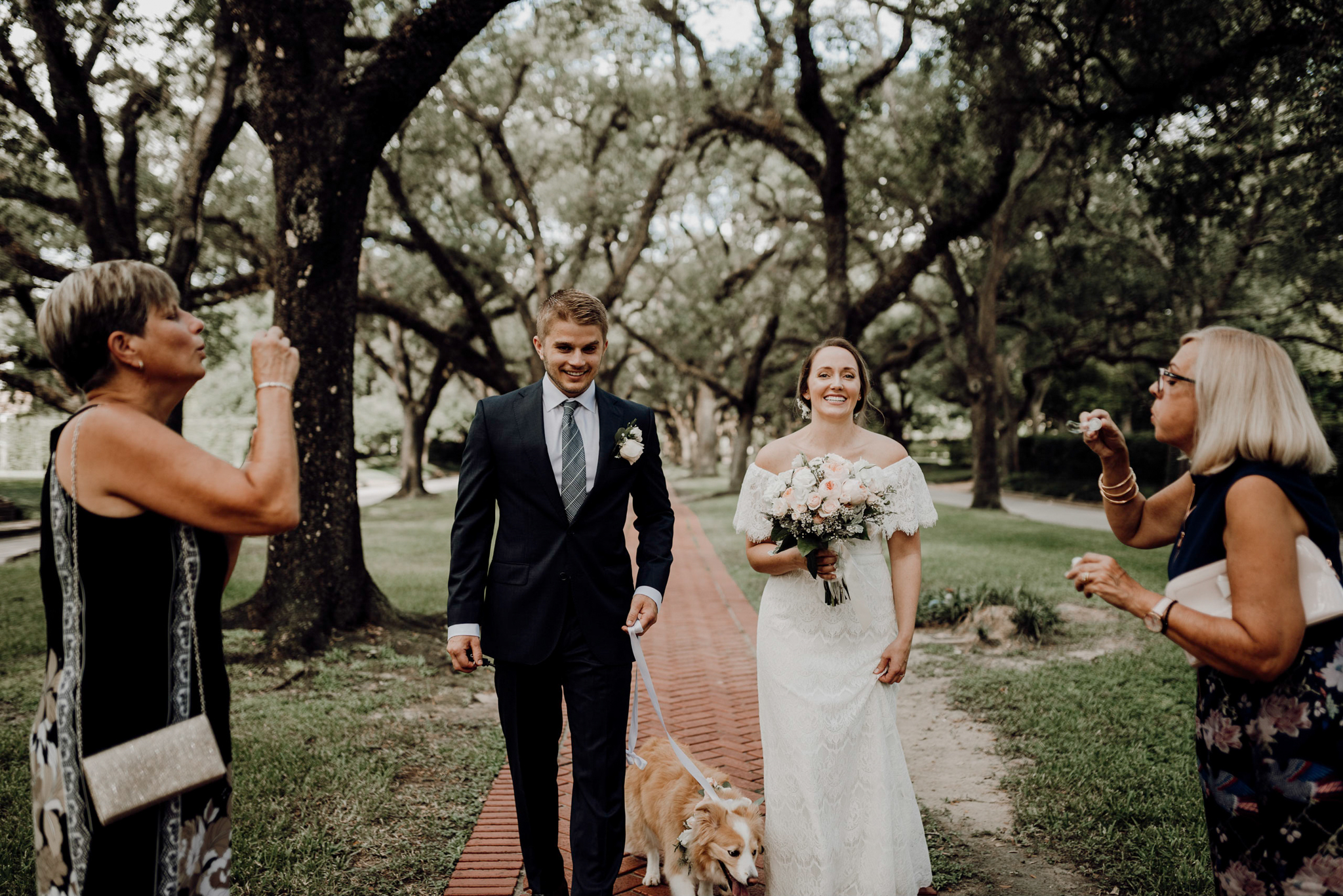 Houston Wedding Photographer-North Blvd Intimate Elopement- Houston Wedding Photographer -Kristen Giles Photography-47.jpg