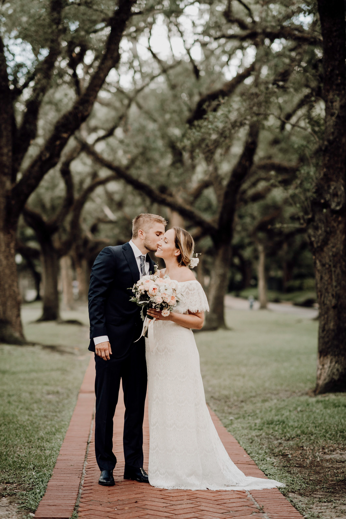 Houston Wedding Photographer-North Blvd Intimate Elopement- Houston Wedding Photographer -Kristen Giles Photography-52.jpg
