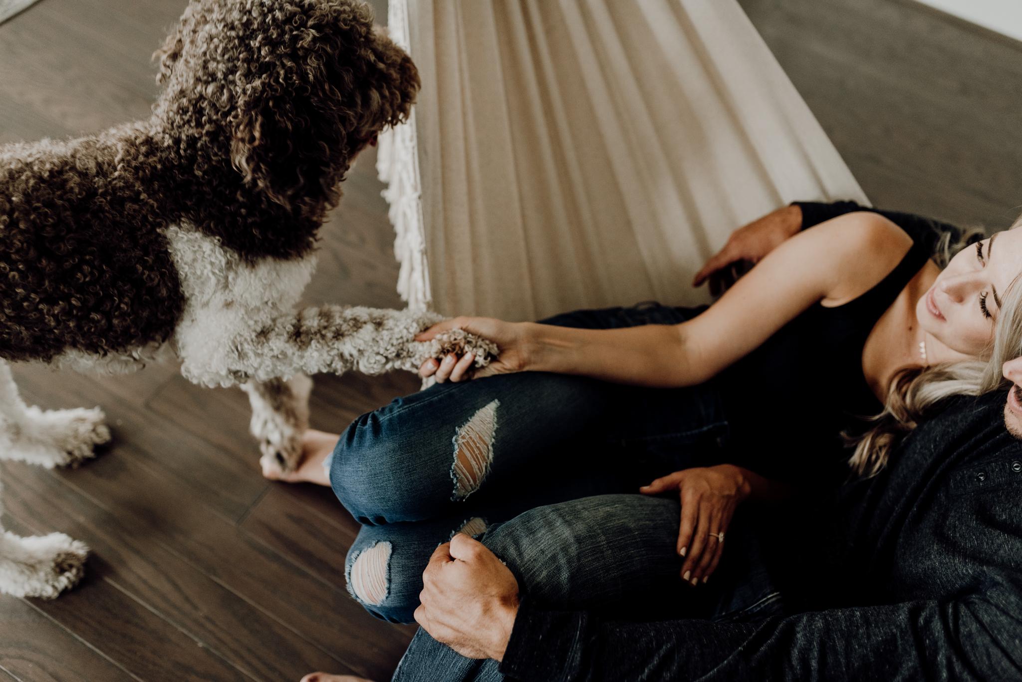 Houston Wedding Photographer-Houston In Home Engagement Session- Houston Wedding Photographer -Kristen Giles Photography-61.jpg