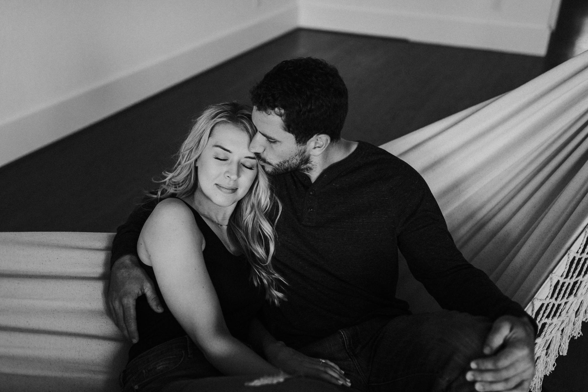 Houston Wedding Photographer-Houston In Home Engagement Session- Houston Wedding Photographer -Kristen Giles Photography-67.jpg