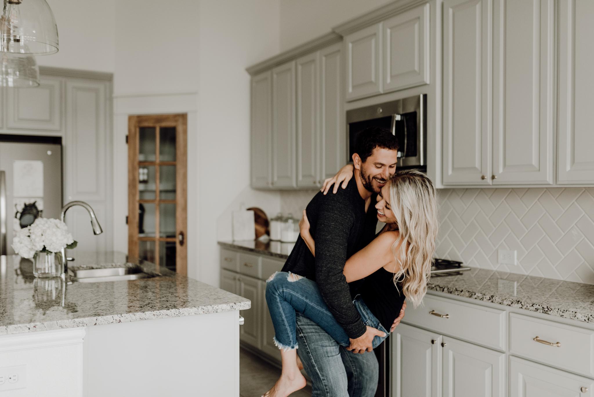 Houston Wedding Photographer-Houston In Home Engagement Session- Houston Wedding Photographer -Kristen Giles Photography-69.jpg