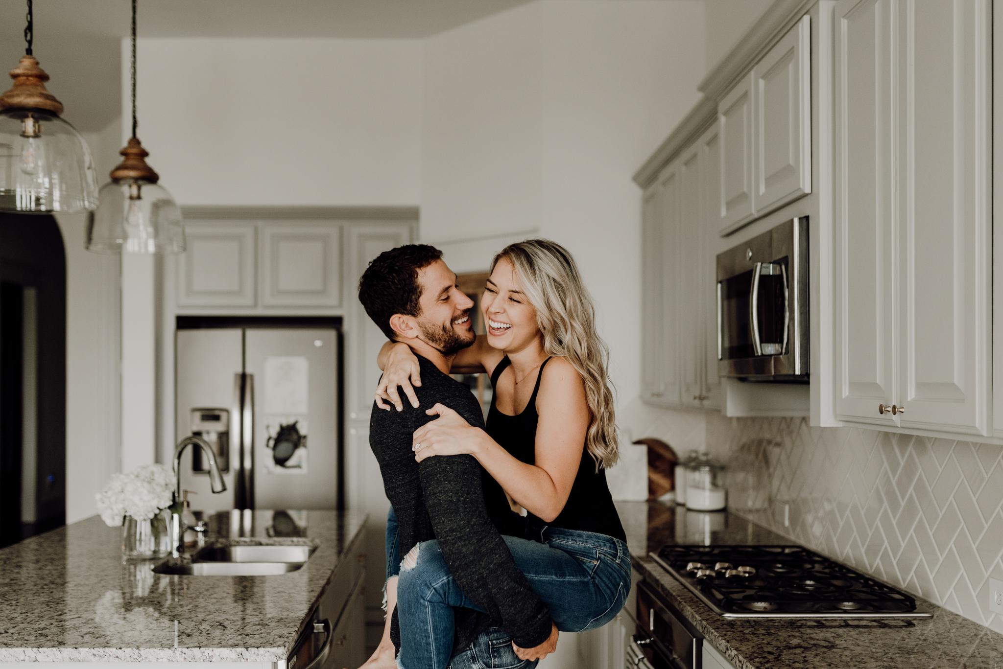 Houston Wedding Photographer-Houston In Home Engagement Session- Houston Wedding Photographer -Kristen Giles Photography-72.jpg