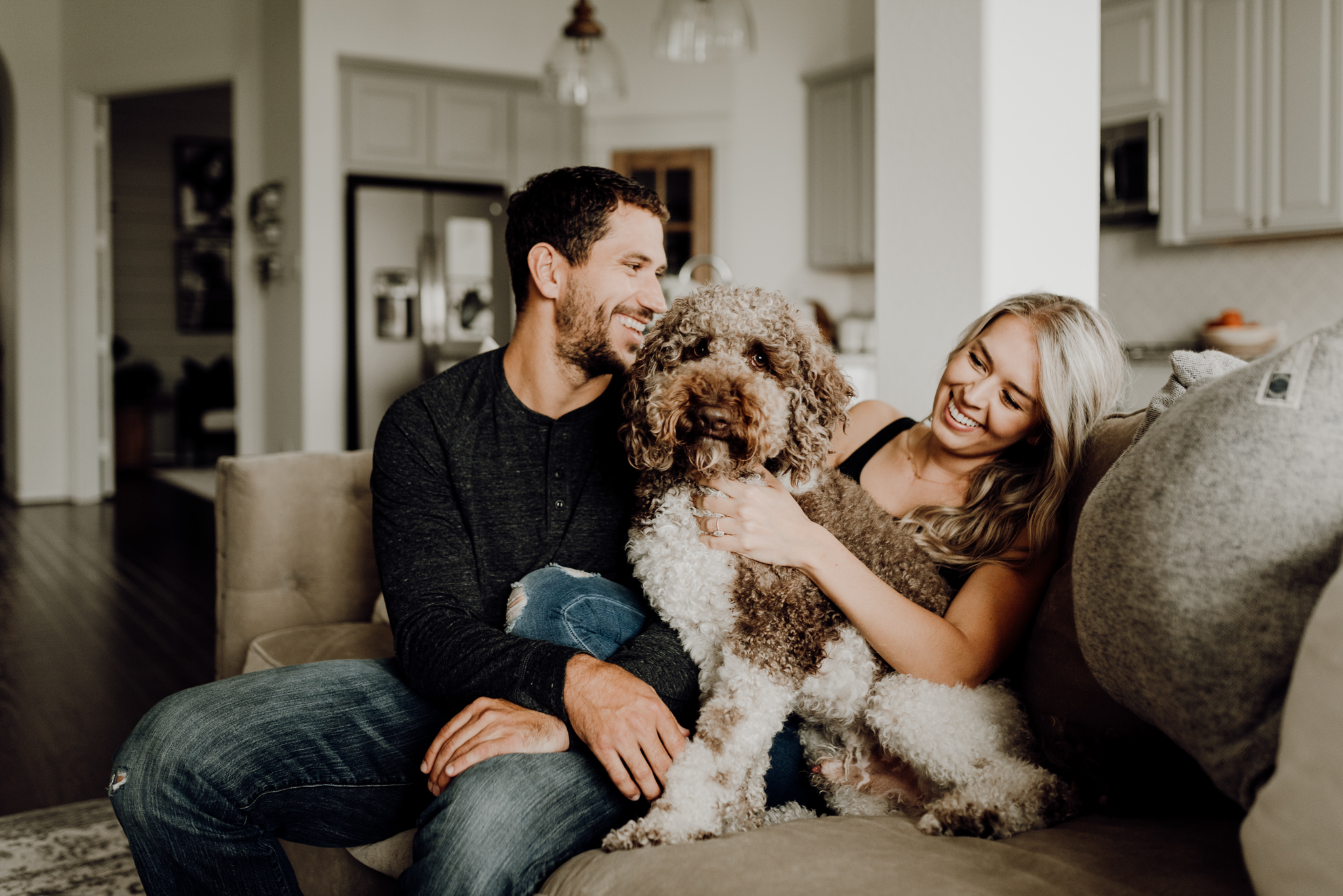 Houston Wedding Photographer-Houston In Home Engagement Session- Houston Wedding Photographer -Kristen Giles Photography-121.jpg