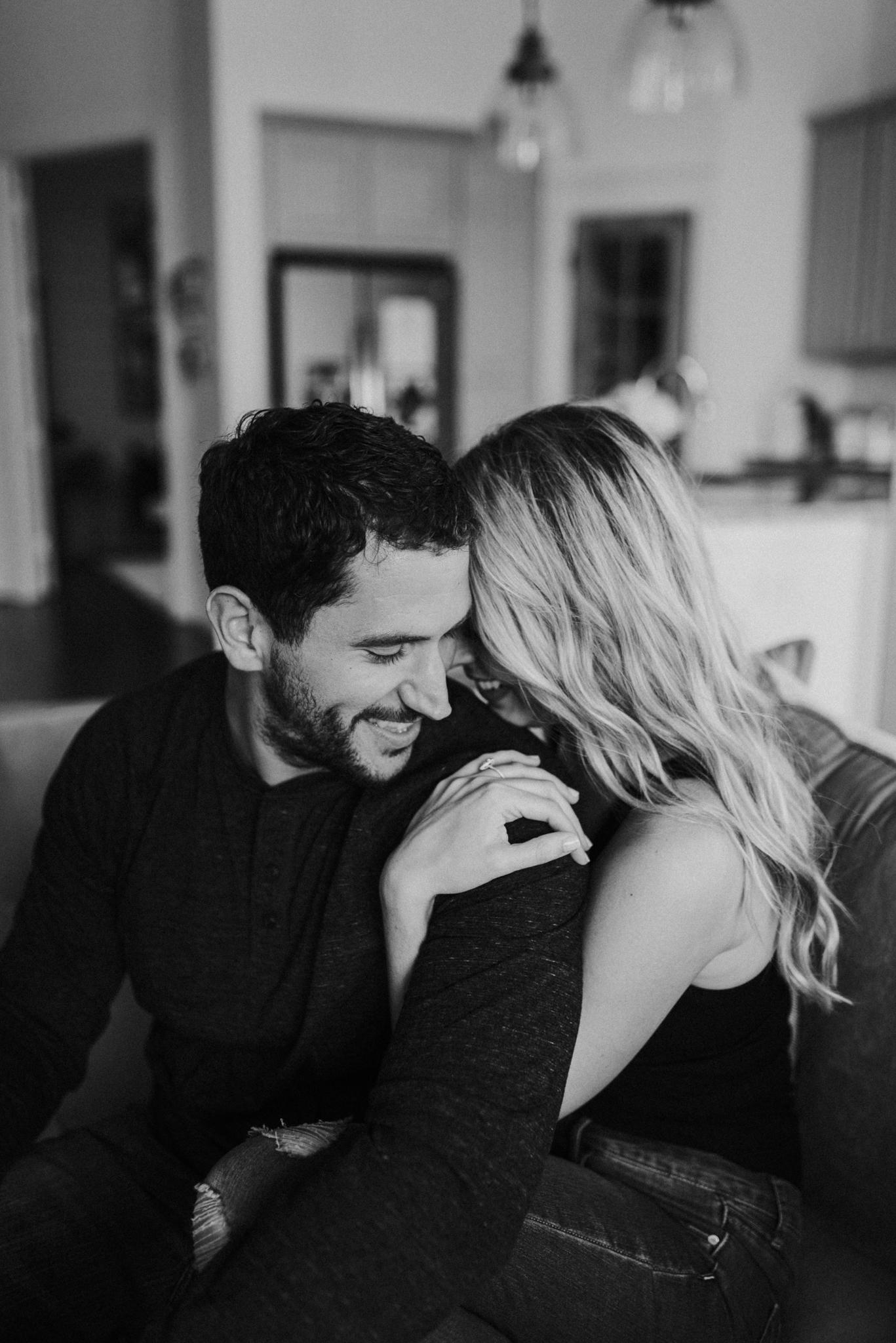 Houston Wedding Photographer-Houston In Home Engagement Session- Houston Wedding Photographer -Kristen Giles Photography-127.jpg