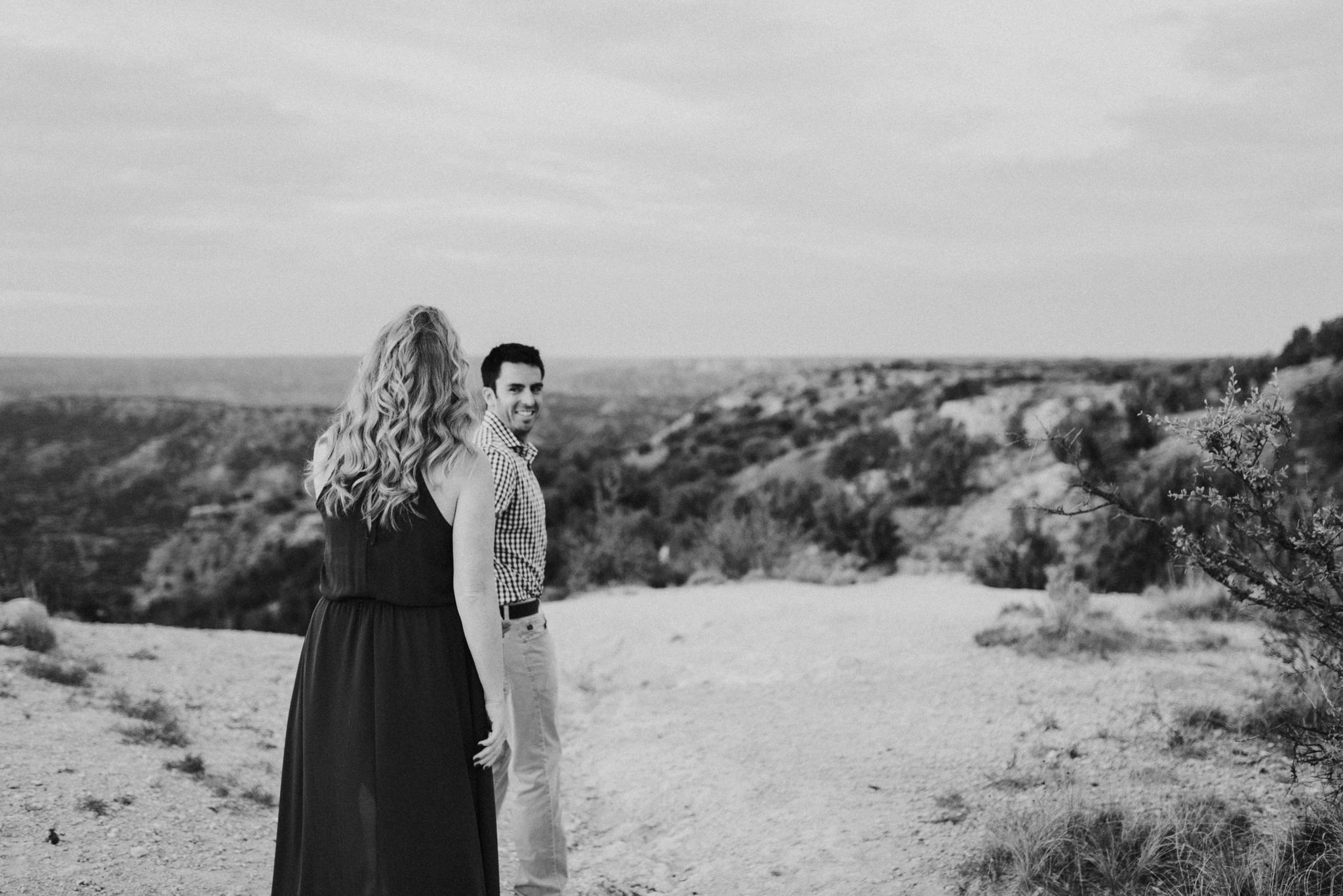 Houston Wedding Photographer-Palo Duro Canyon Engagement Session- Houston Wedding Photographer -Kristen Giles Photography-1.jpg