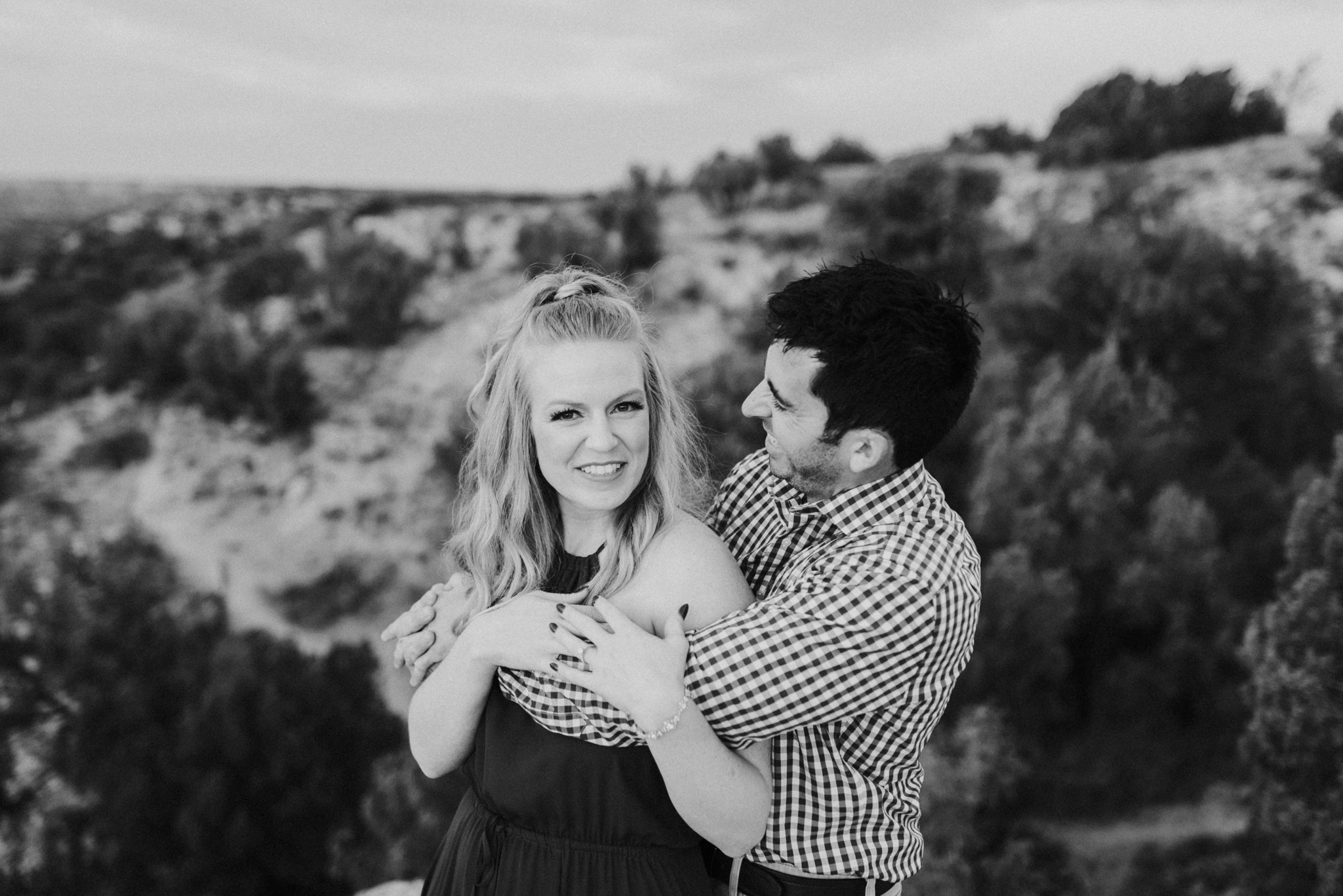 Houston Wedding Photographer-Palo Duro Canyon Engagement Session- Houston Wedding Photographer -Kristen Giles Photography-7.jpg