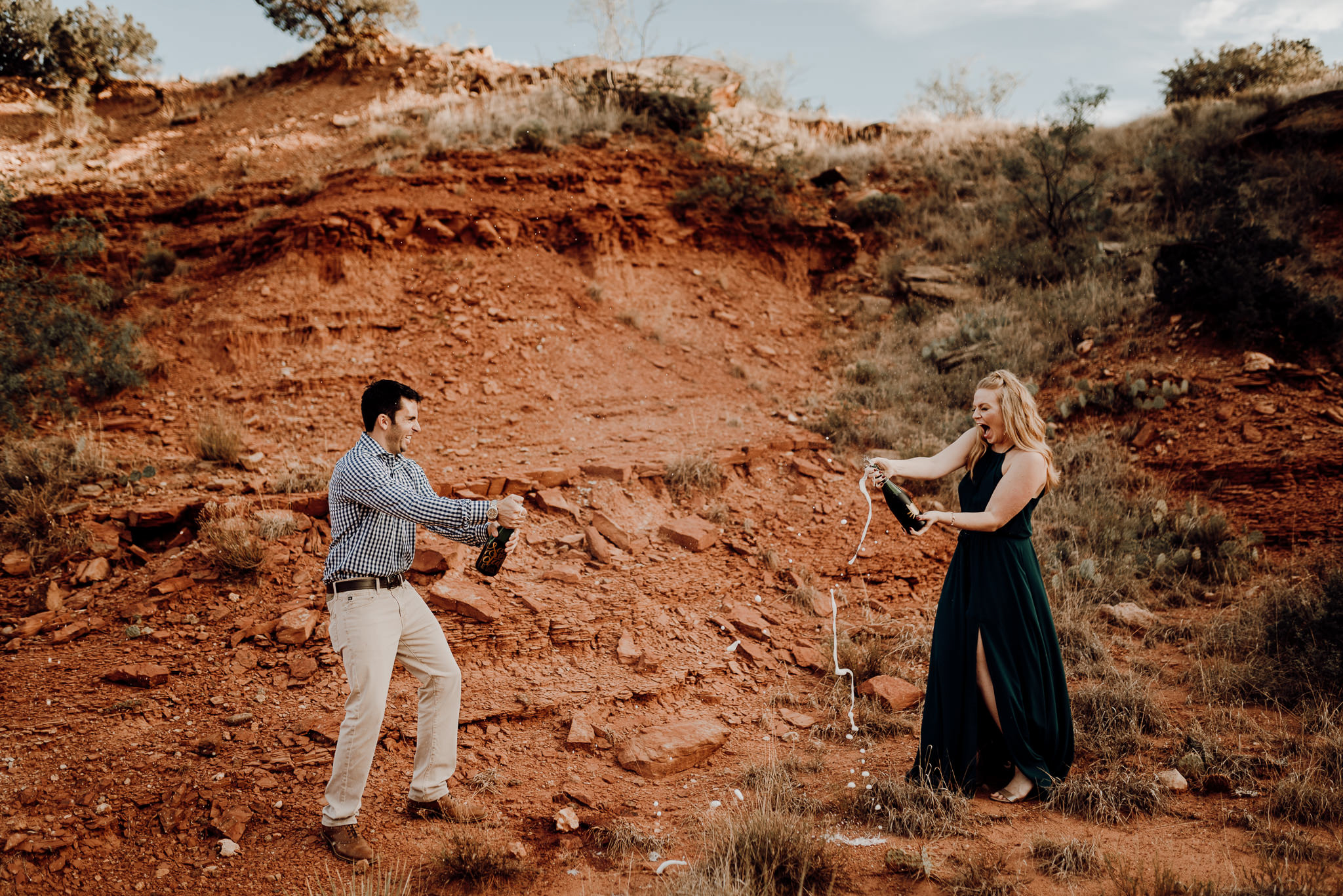 Houston Wedding Photographer-Palo Duro Canyon Engagement Session- Houston Wedding Photographer -Kristen Giles Photography-25.jpg