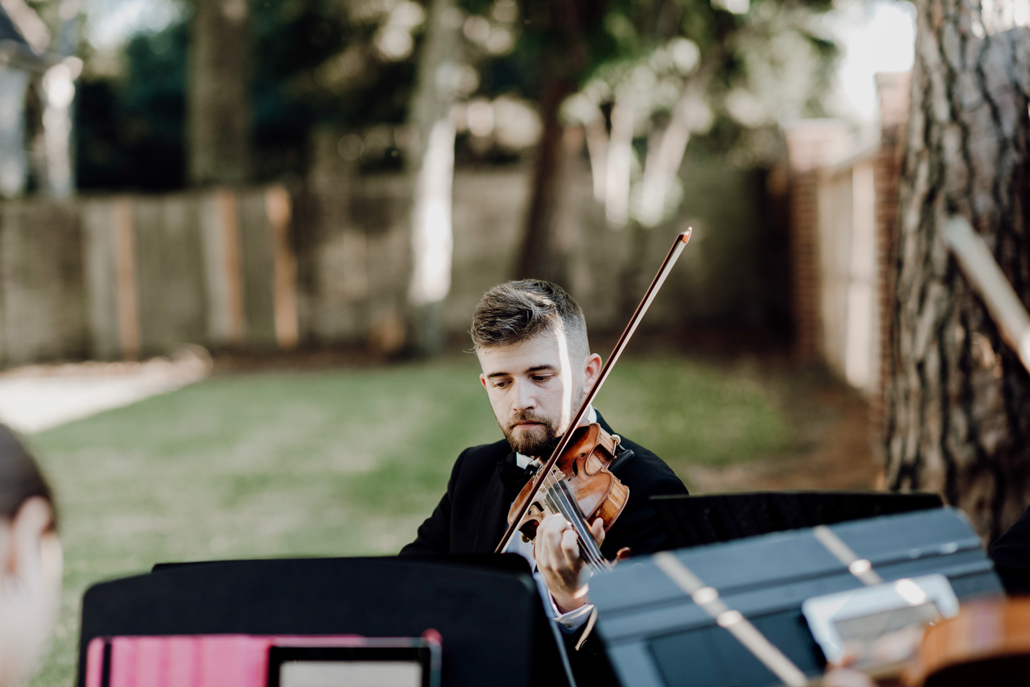 Houston Wedding Photographer-Intimate Texas Backyard Wedding- Houston Wedding Photographer -Kristen Giles Photography-32.jpg