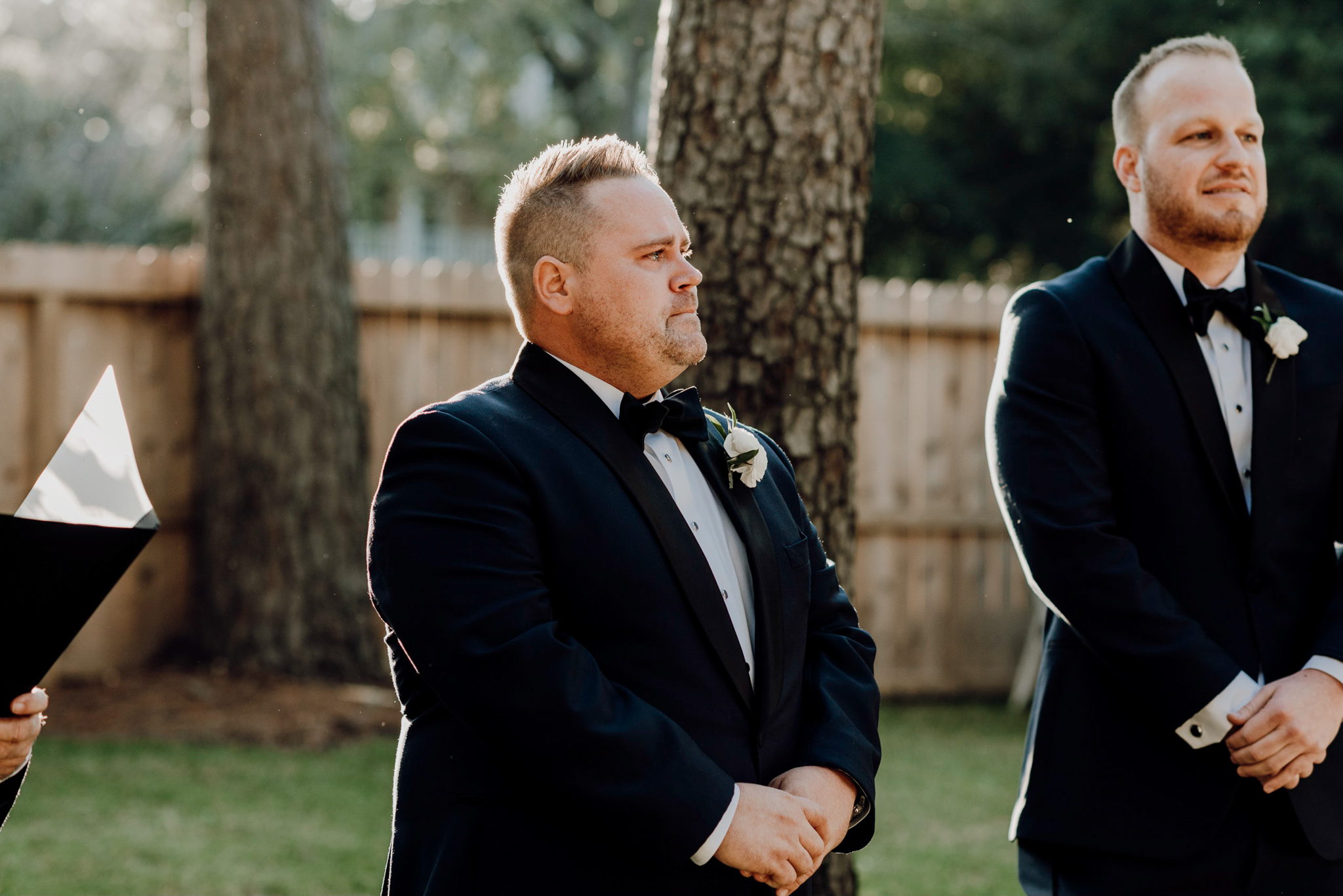 Houston Wedding Photographer-Intimate Texas Backyard Wedding- Houston Wedding Photographer -Kristen Giles Photography-37.jpg
