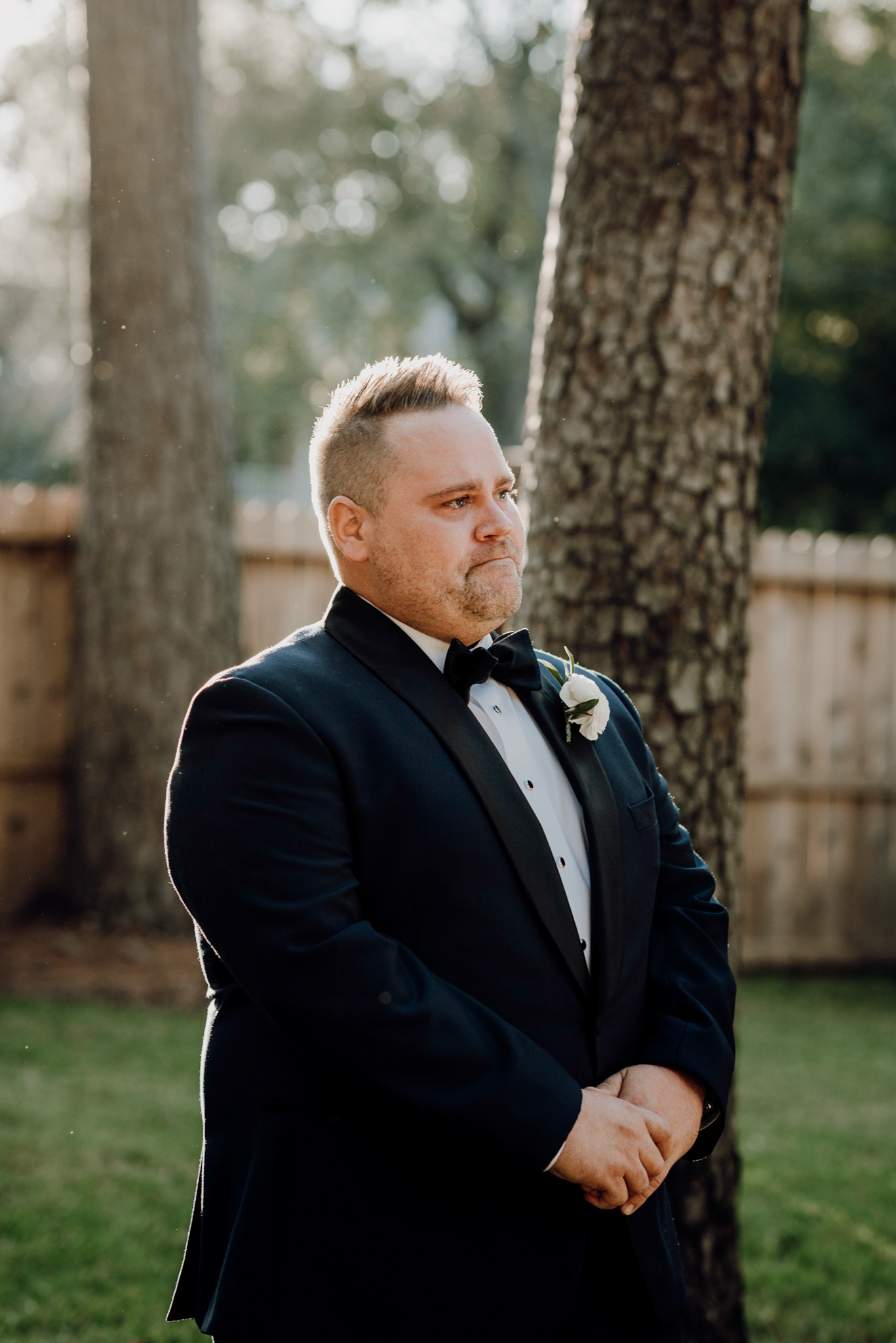 Houston Wedding Photographer-Intimate Texas Backyard Wedding- Houston Wedding Photographer -Kristen Giles Photography-40.jpg
