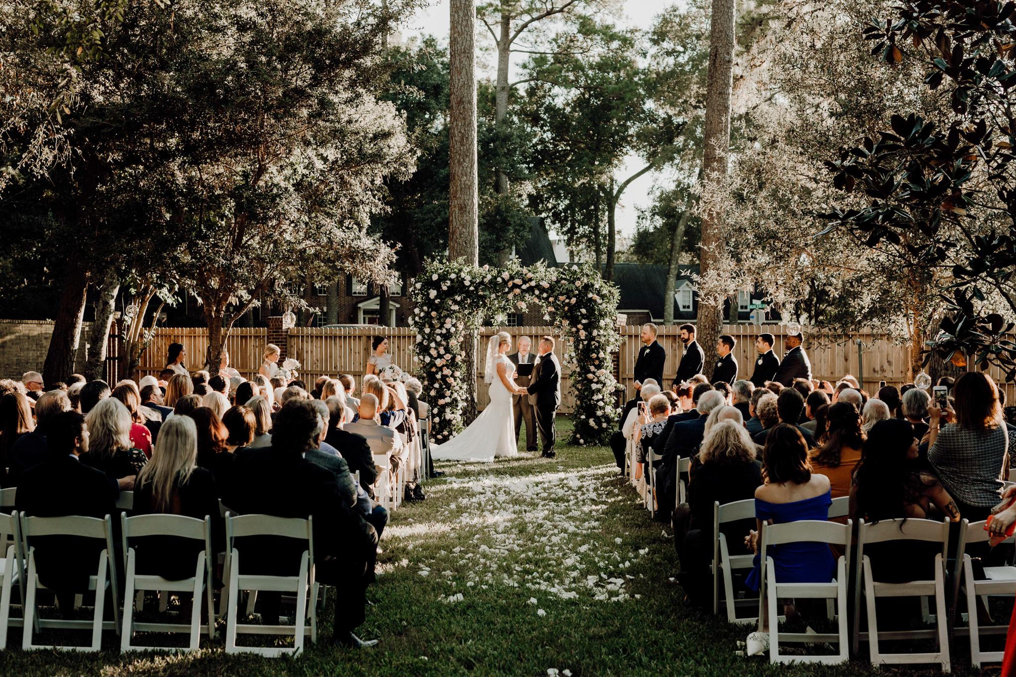 Houston Wedding Photographer-Intimate Texas Backyard Wedding- Houston Wedding Photographer -Kristen Giles Photography-44.jpg