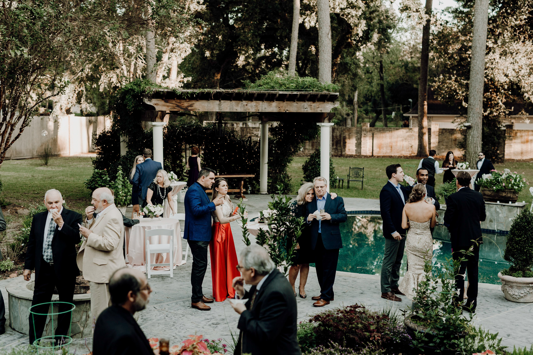 Houston Wedding Photographer-Intimate Texas Backyard Wedding- Houston Wedding Photographer -Kristen Giles Photography-50.jpg