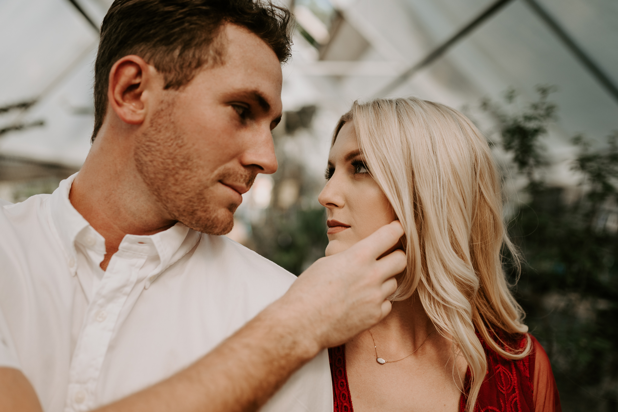 kristen giles photography | texas wedding photographer - austin plant shop engagement session-8-blog.jpg