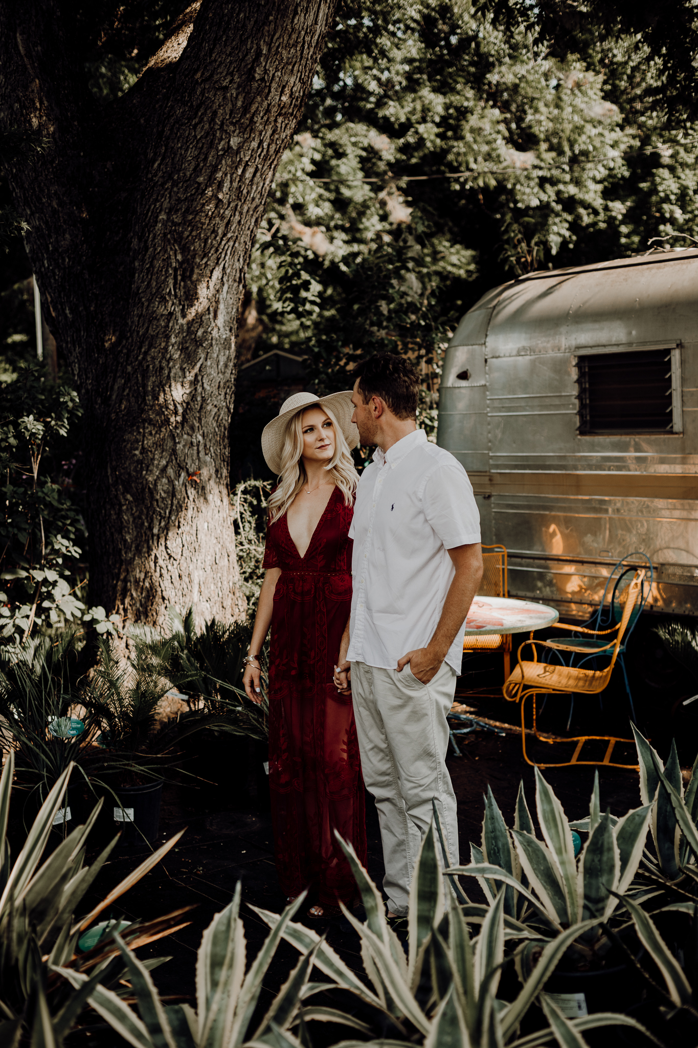 kristen giles photography | texas wedding photographer - austin plant shop engagement session-9-blog.jpg