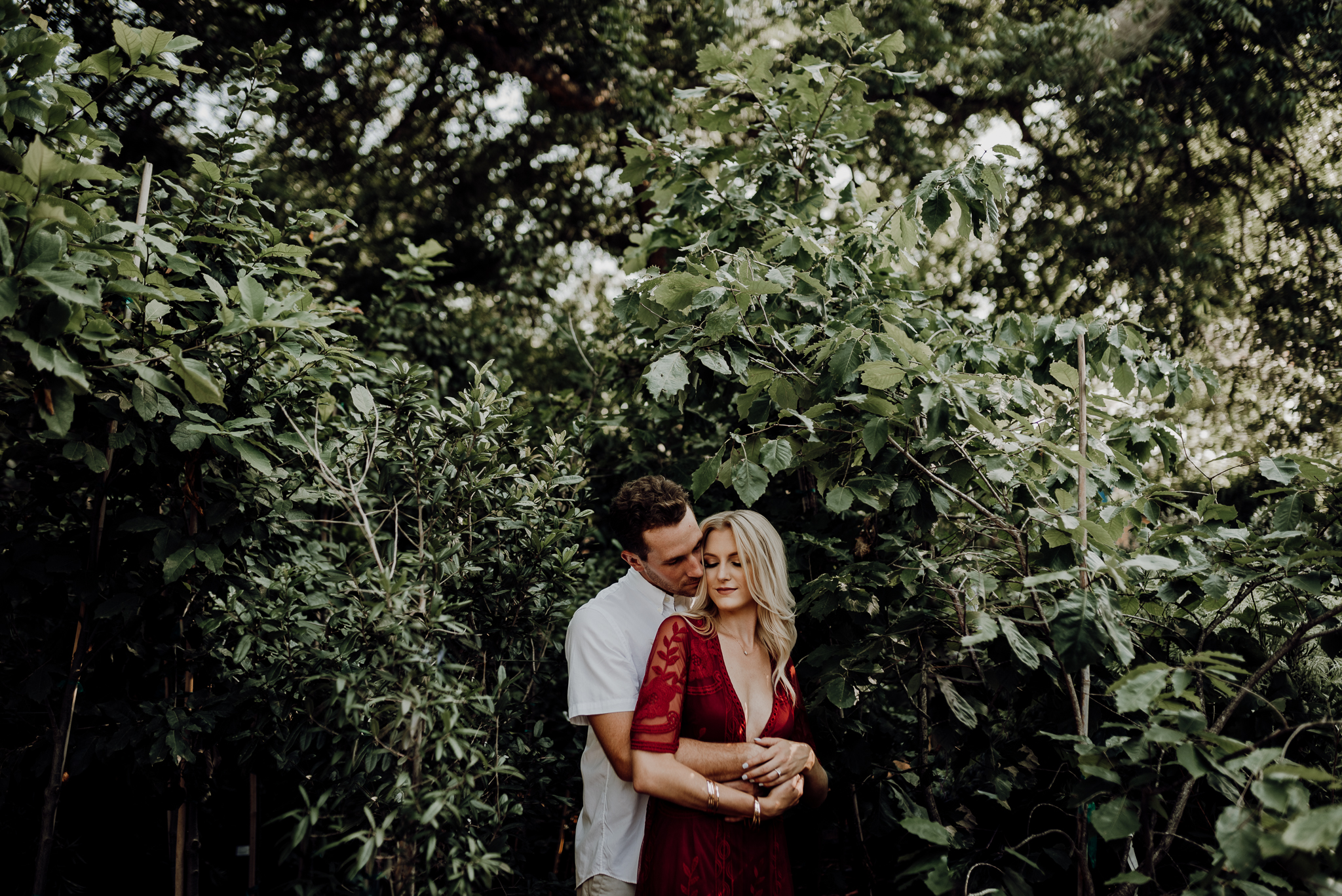 kristen giles photography | texas wedding photographer - austin plant shop engagement session-17-blog.jpg