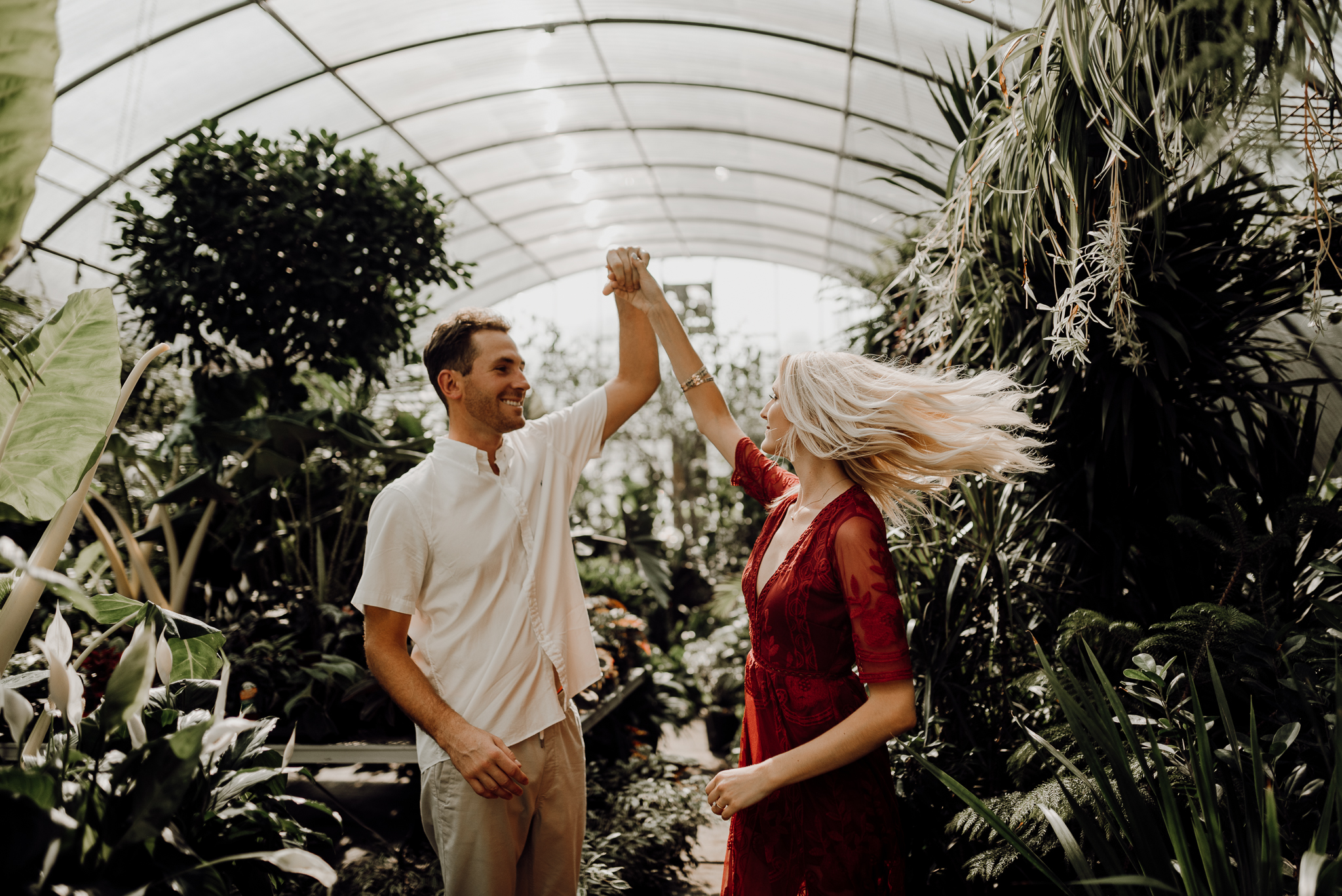 kristen giles photography | texas wedding photographer - austin plant shop engagement session-24-blog.jpg