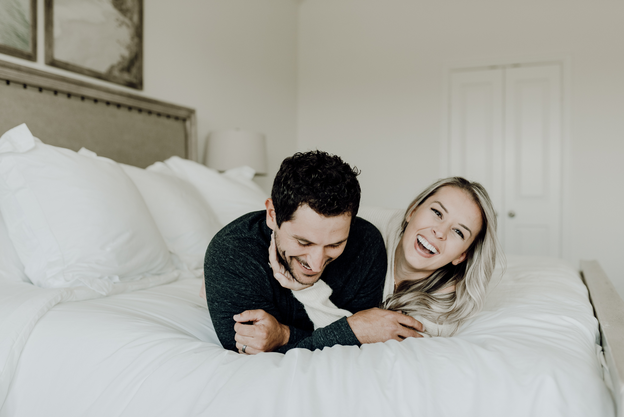 houston-wedding-photographer-in-home-maternity-session-puppies- Houston Wedding Photographer -Kristen Giles Photography-47.jpg