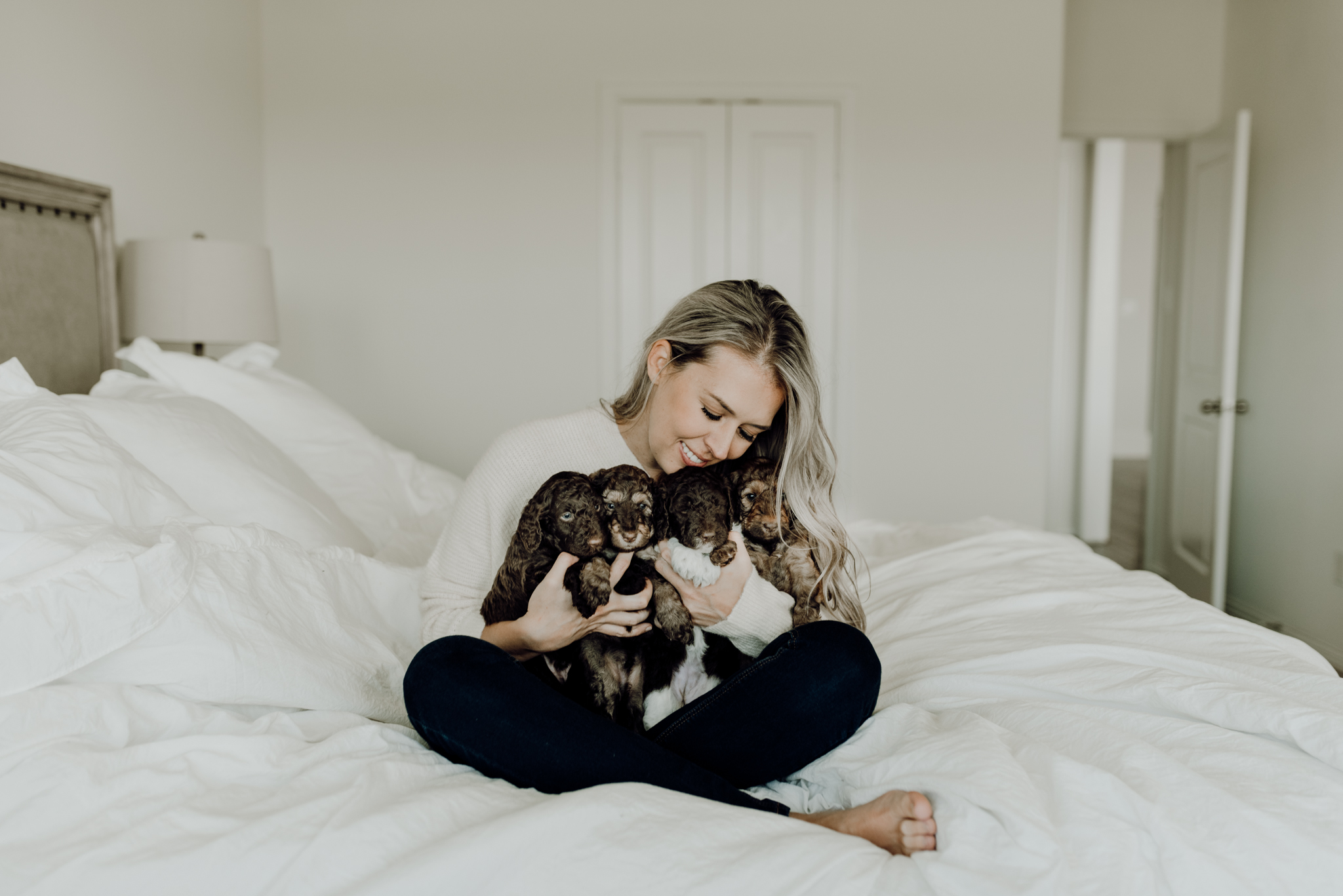 houston-wedding-photographer-in-home-maternity-session-puppies- Houston Wedding Photographer -Kristen Giles Photography-61.jpg