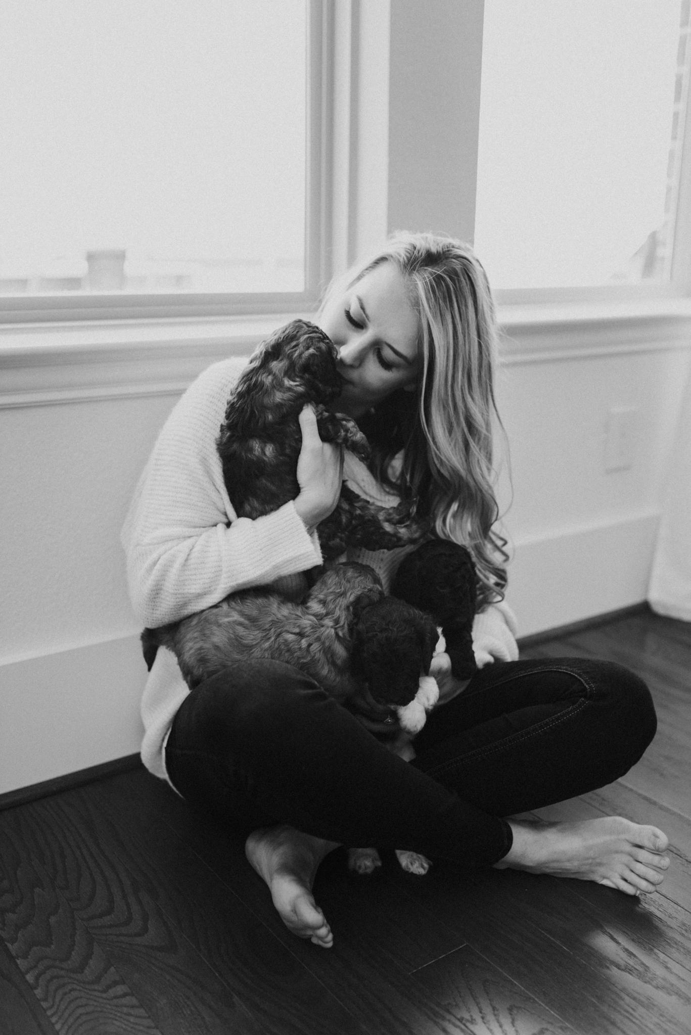 houston-wedding-photographer-in-home-maternity-session-puppies- Houston Wedding Photographer -Kristen Giles Photography-64.jpg